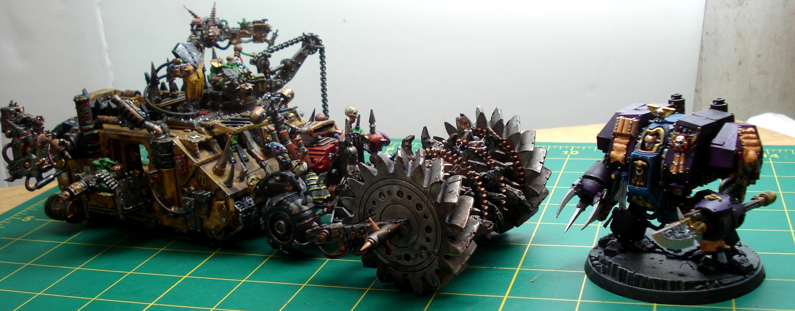 Bad, Bad Moons, Big, Bot, Custom, Dakka Dakka, Deff, Dred, Drinker, Forge World, Gretchin, Grots, Junka, Kit, Meka, Mekboy, Moon, Orcs, Orks, Power, Runt, Runtbot, Soul, Space, Warboss