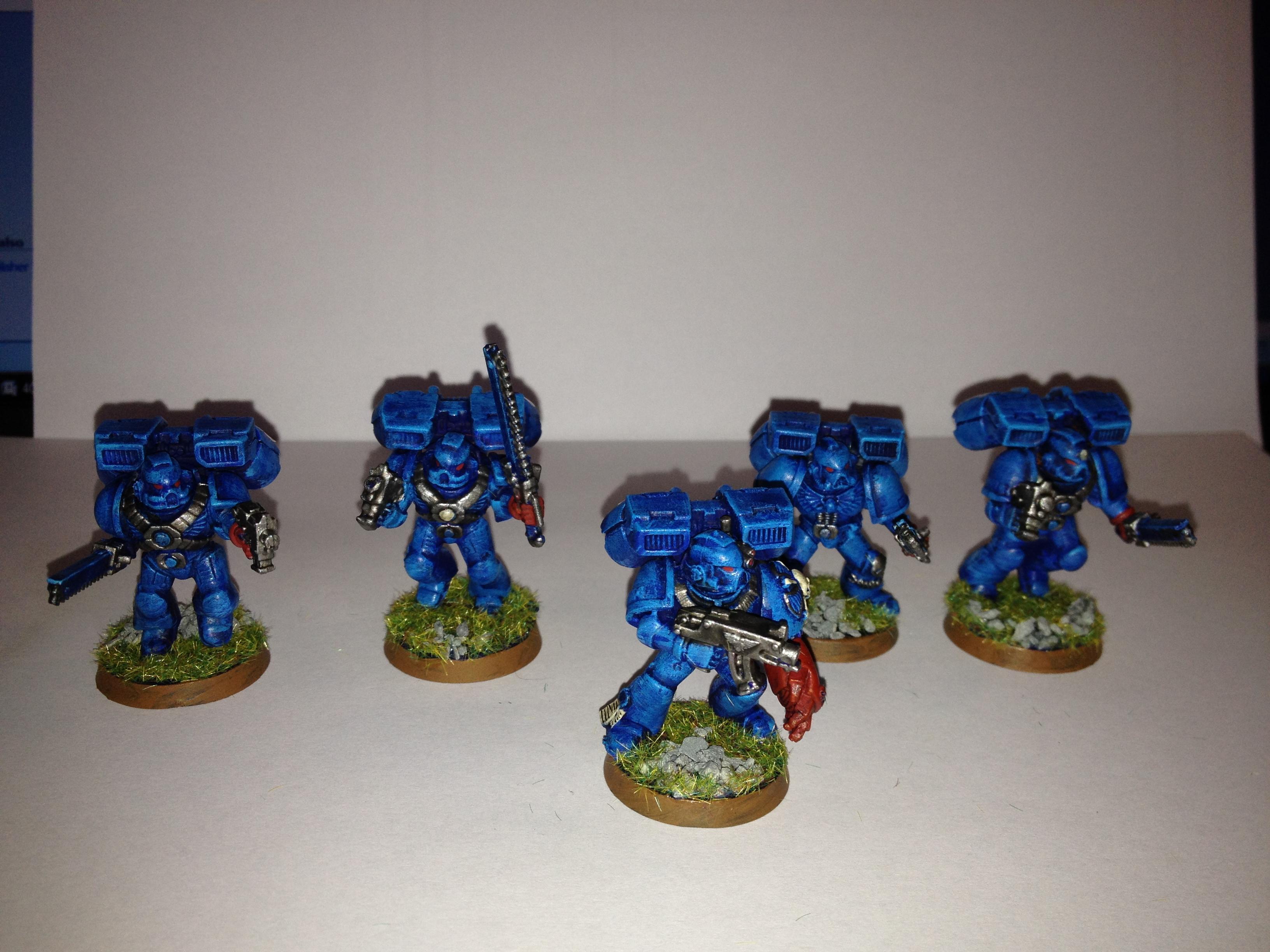 Fast attack squad 1