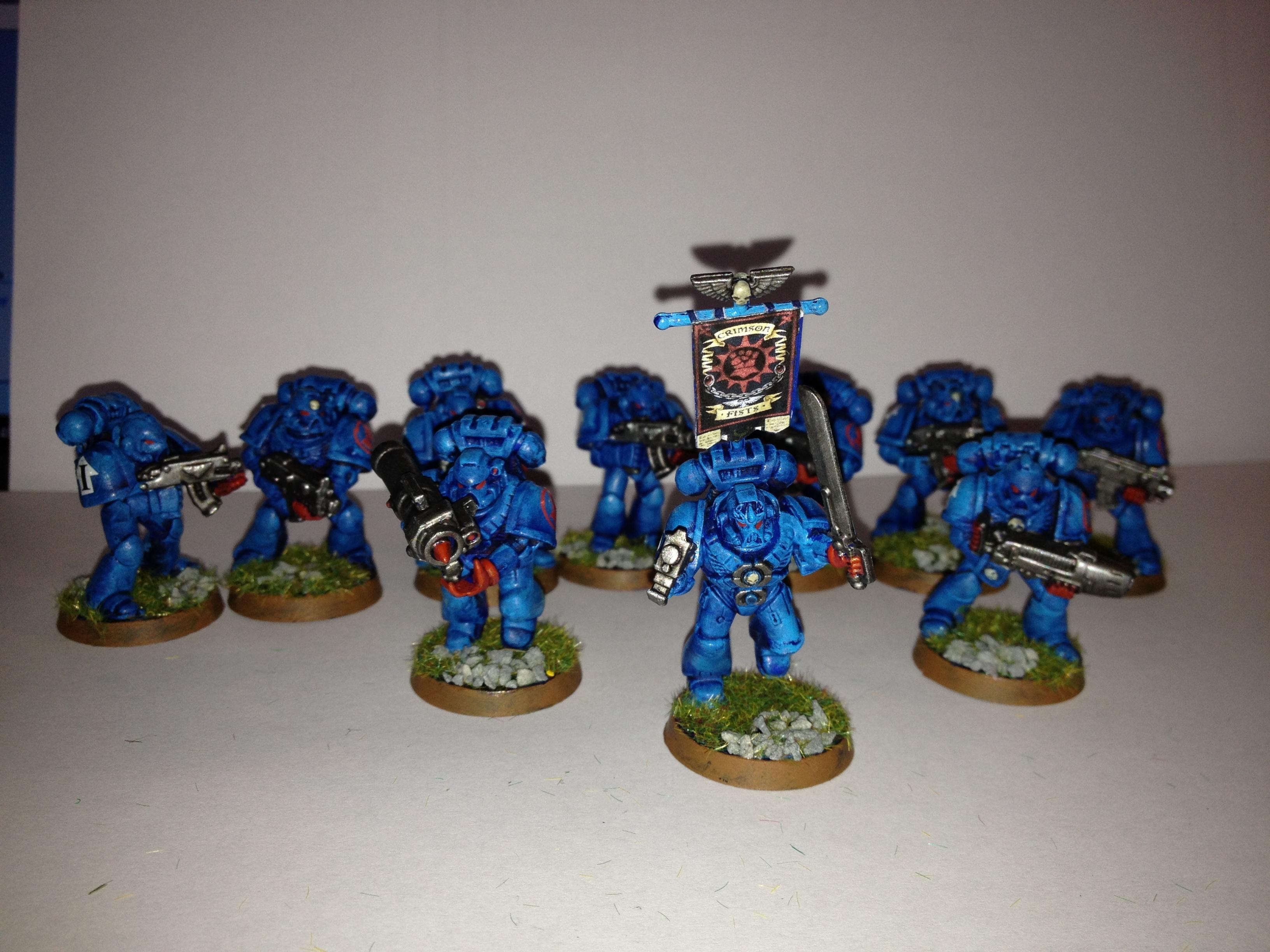 Tactical squad V