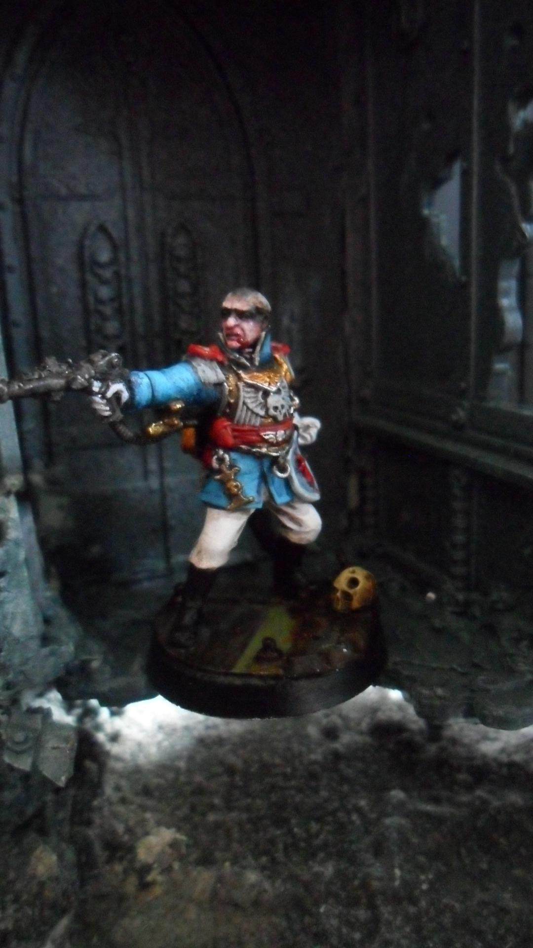 Conversion, Duelist, Inq28 Noble, Retinue