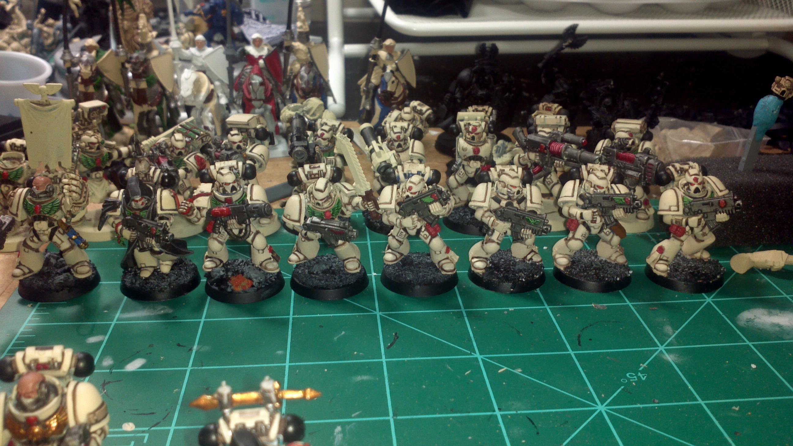 First squad - 8-man