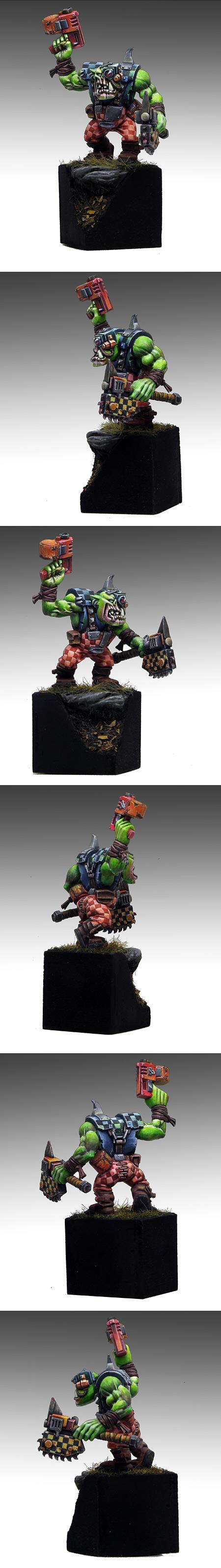 Nob, Ork Nob
