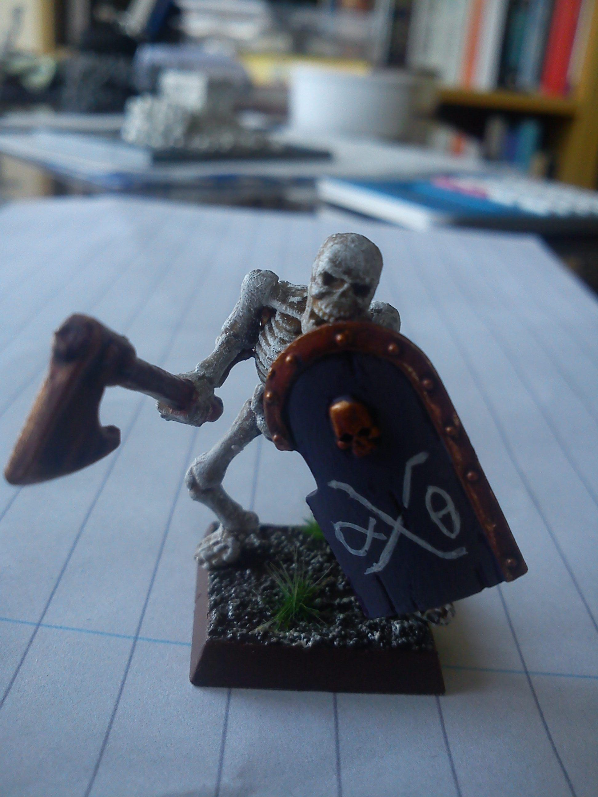 Skeletons, Tomb Kings