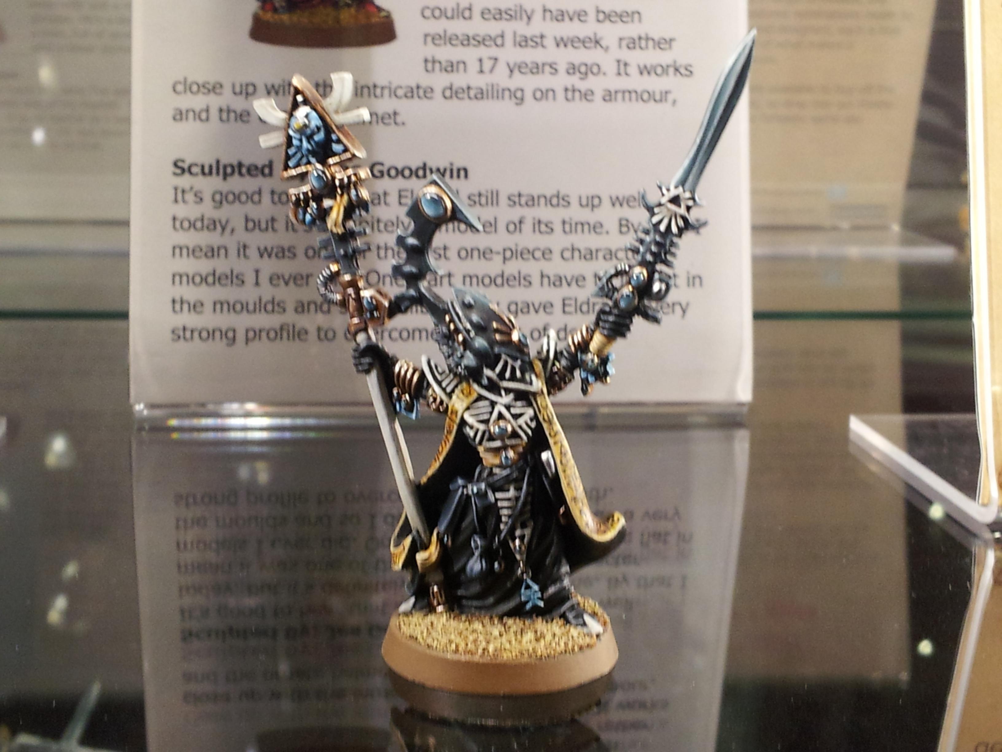 Deadshot, Eldar, Eldrad, Ulthwe, Warhammer World
