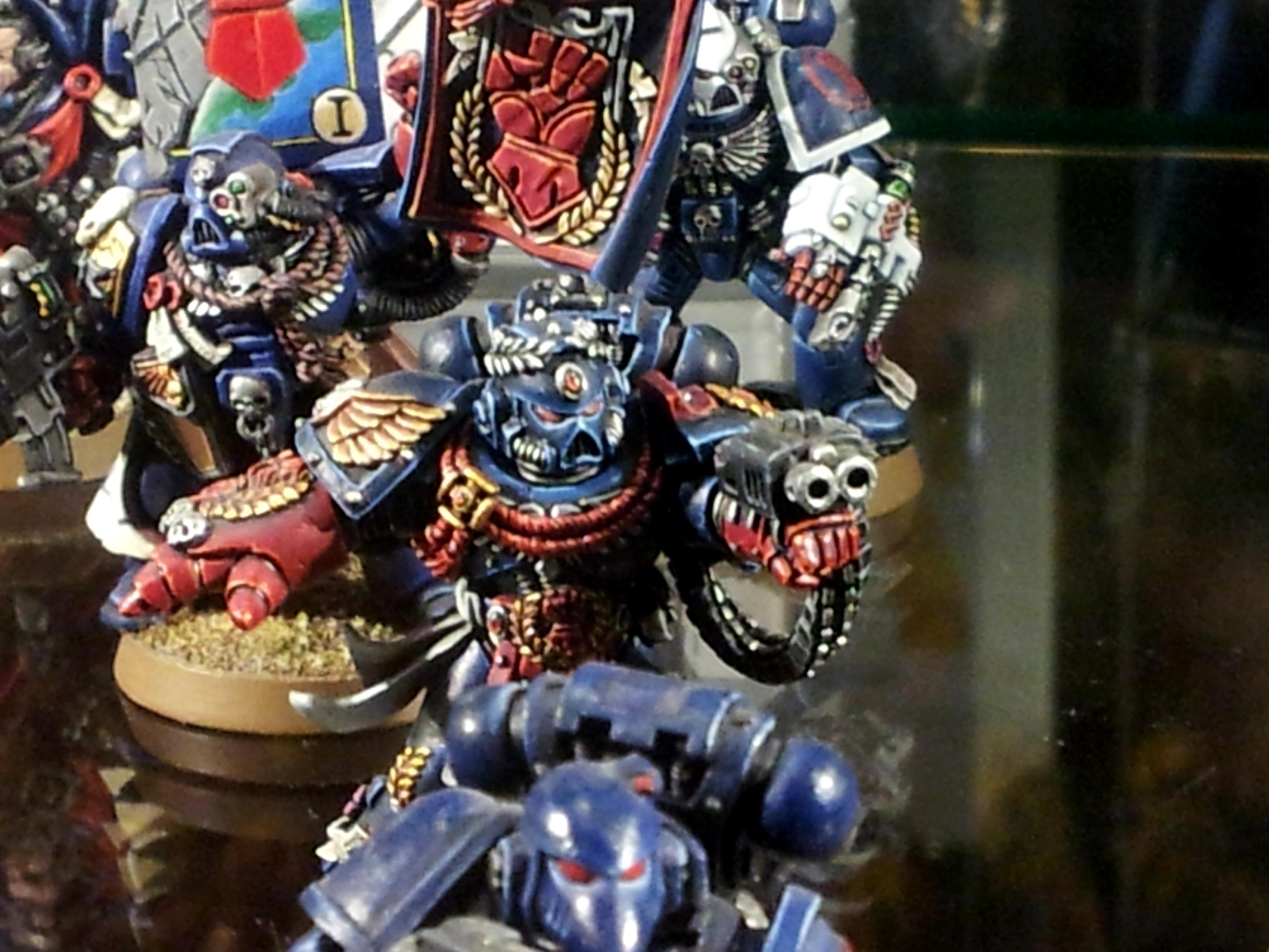 Crimson Fists, Deadshot, Pedro Kantor, Warhammer World