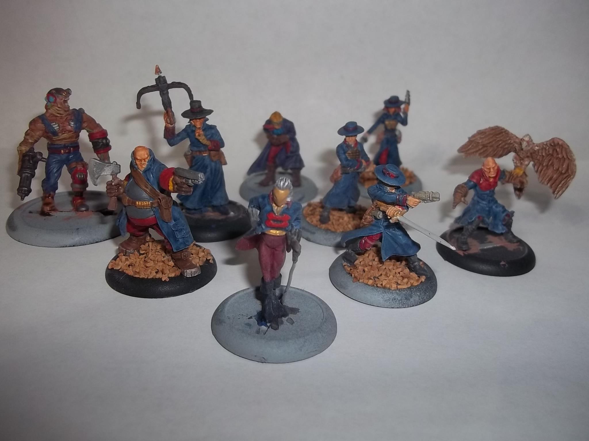 Malicaux, Guild members