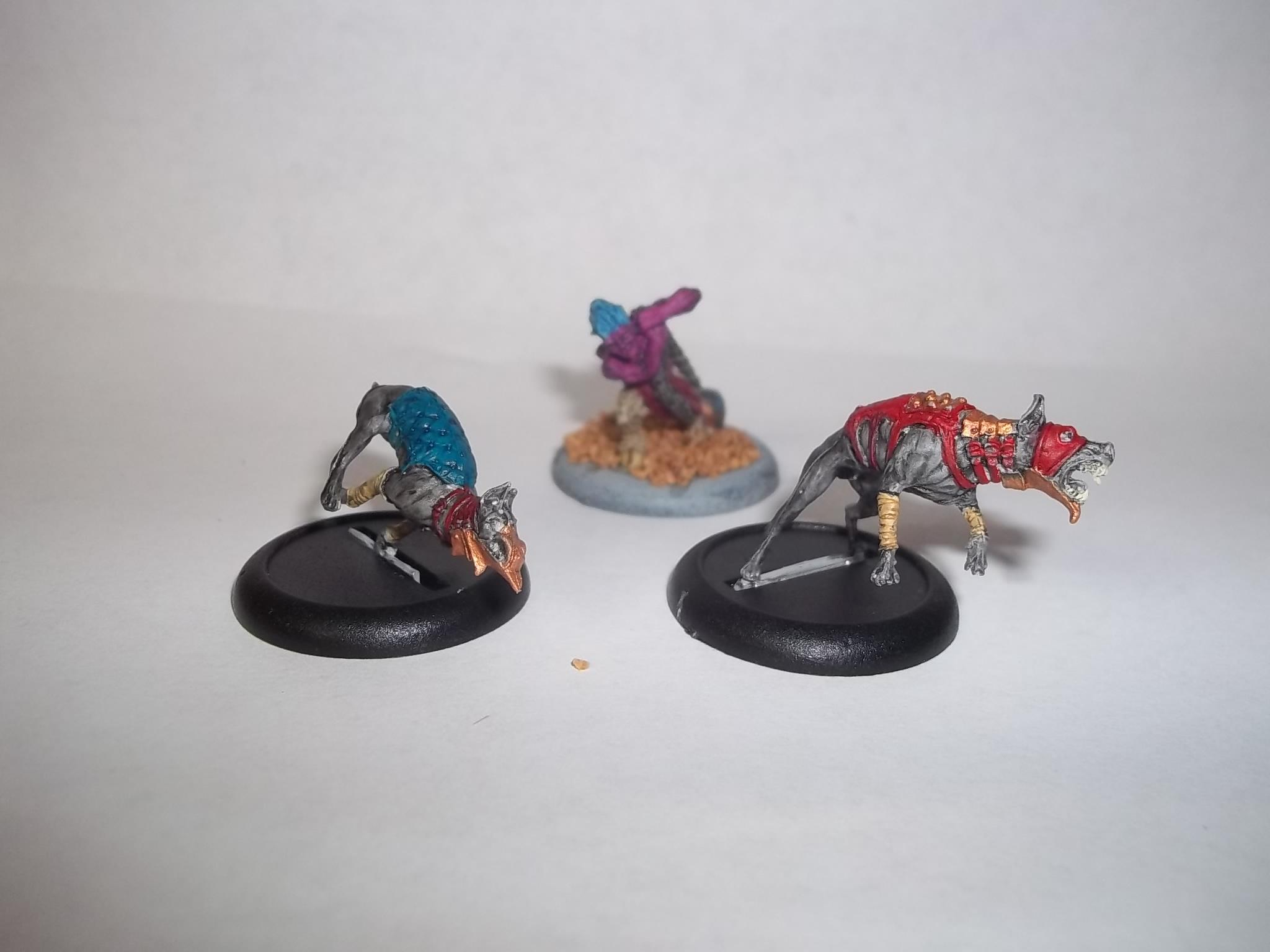 Malicaux, Guild hounds and enslaved nephlim