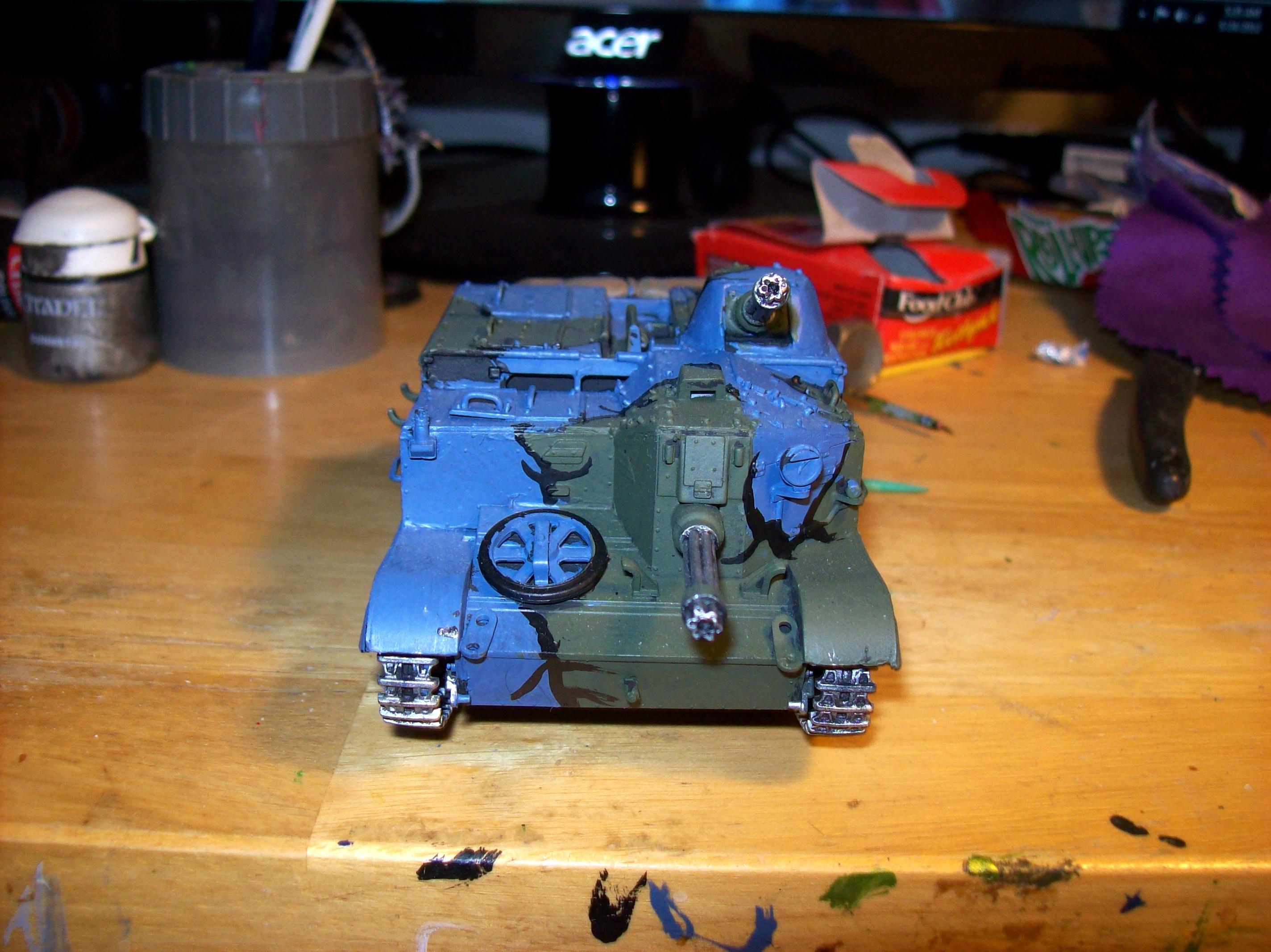 Armor, Bren, Carrier, Conversion, Gun, Tankette