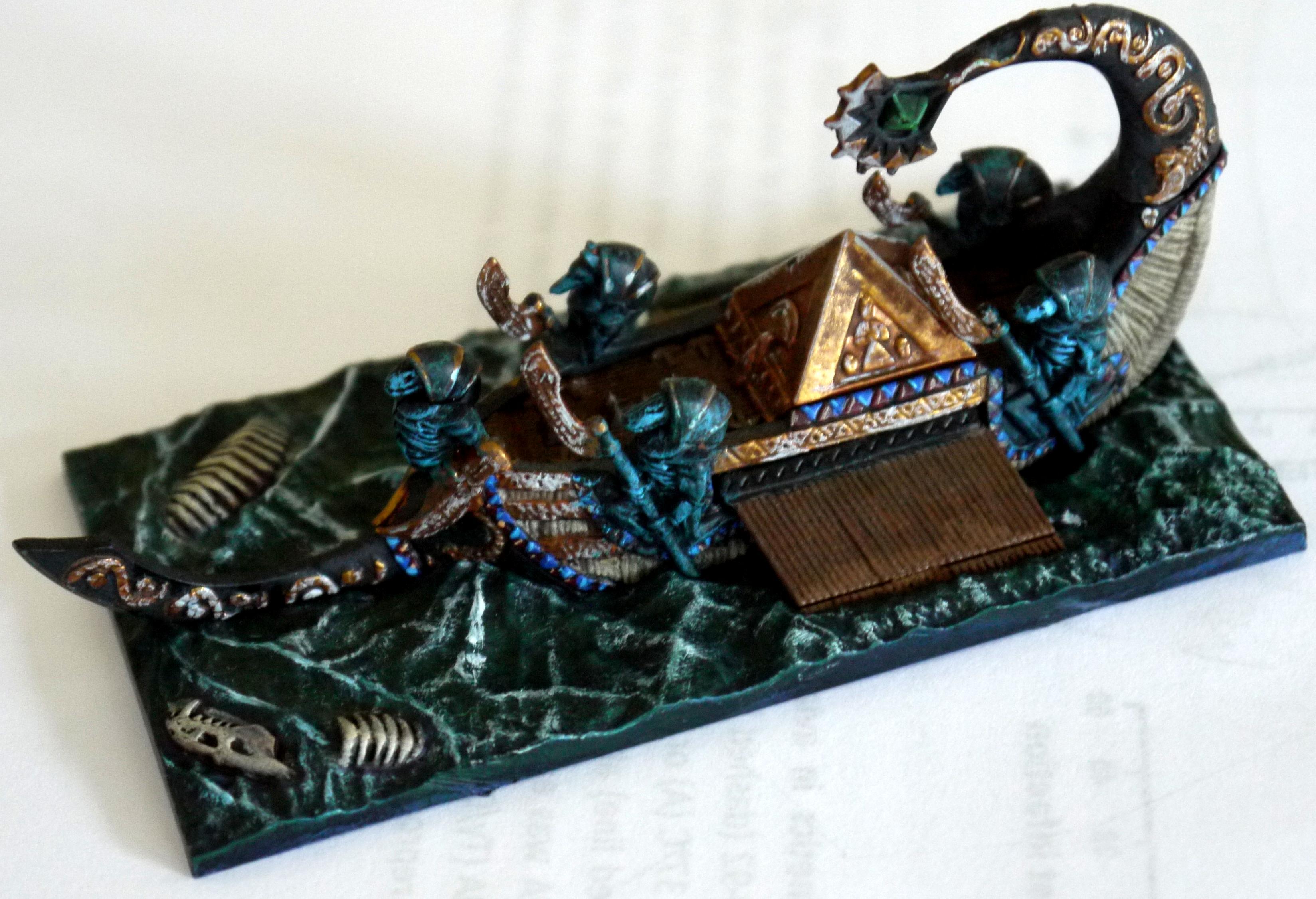Curse Of Zandri, Dreadfleet, Tombkings