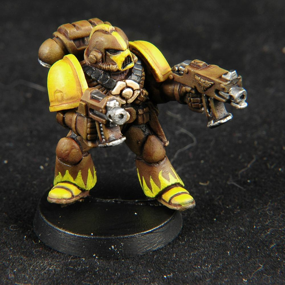 Fire Hawk, Space Marines, Warhammer 40,000, Work In Progress