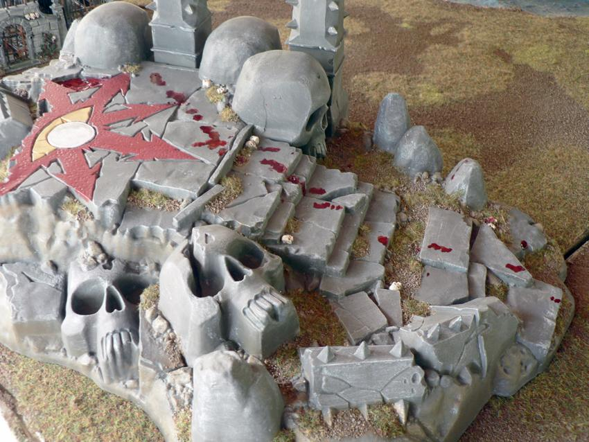 Typical Chaos Temple of Skulls