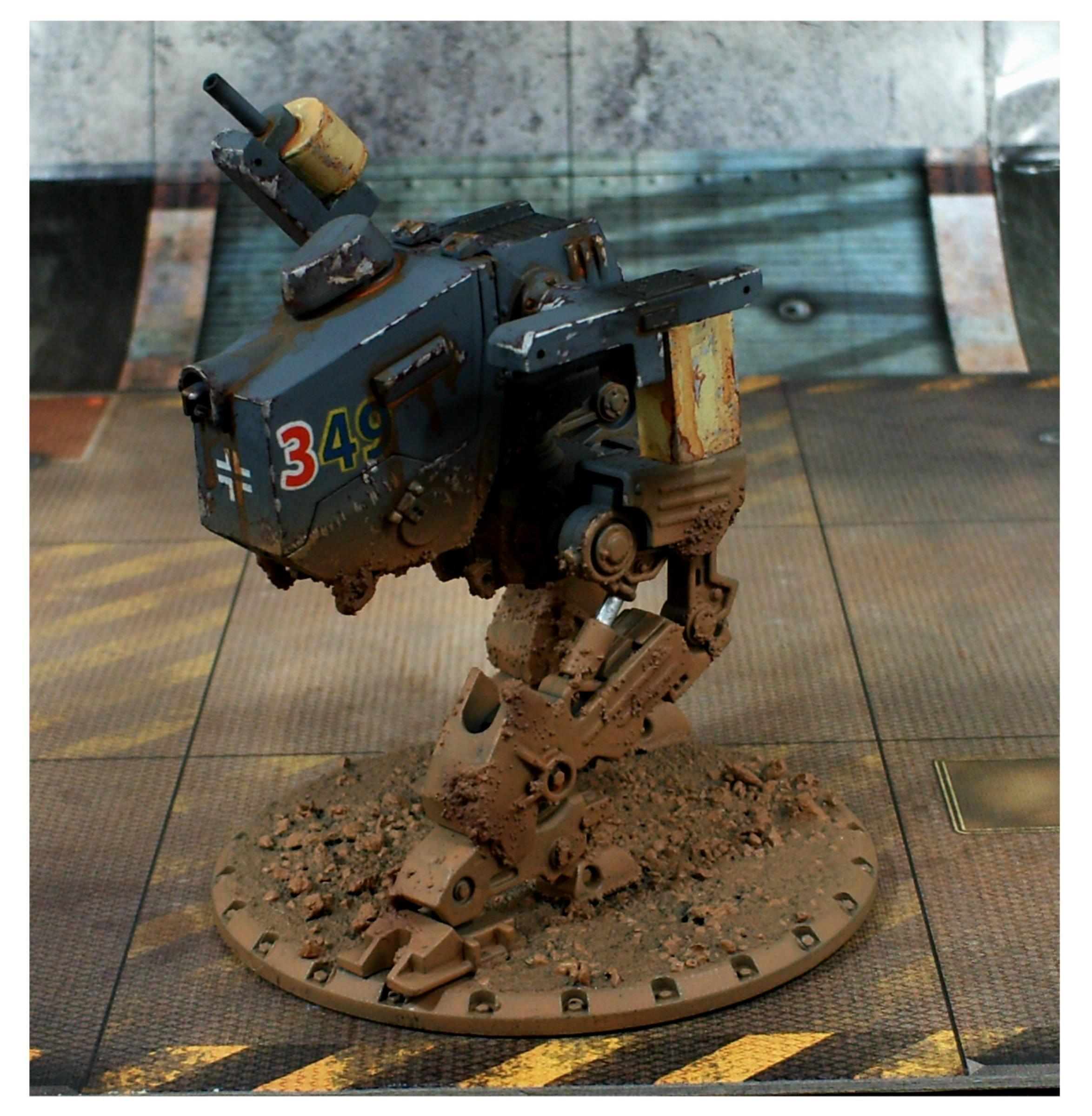 Custome, Dust, Dust Tactics, Mod, Walker