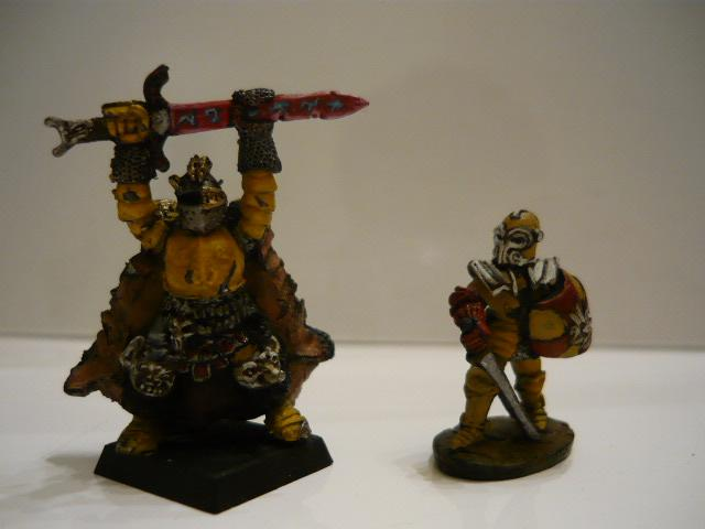 Chaos, Chaos Space Marines, Out Of Production, Rogue Trader