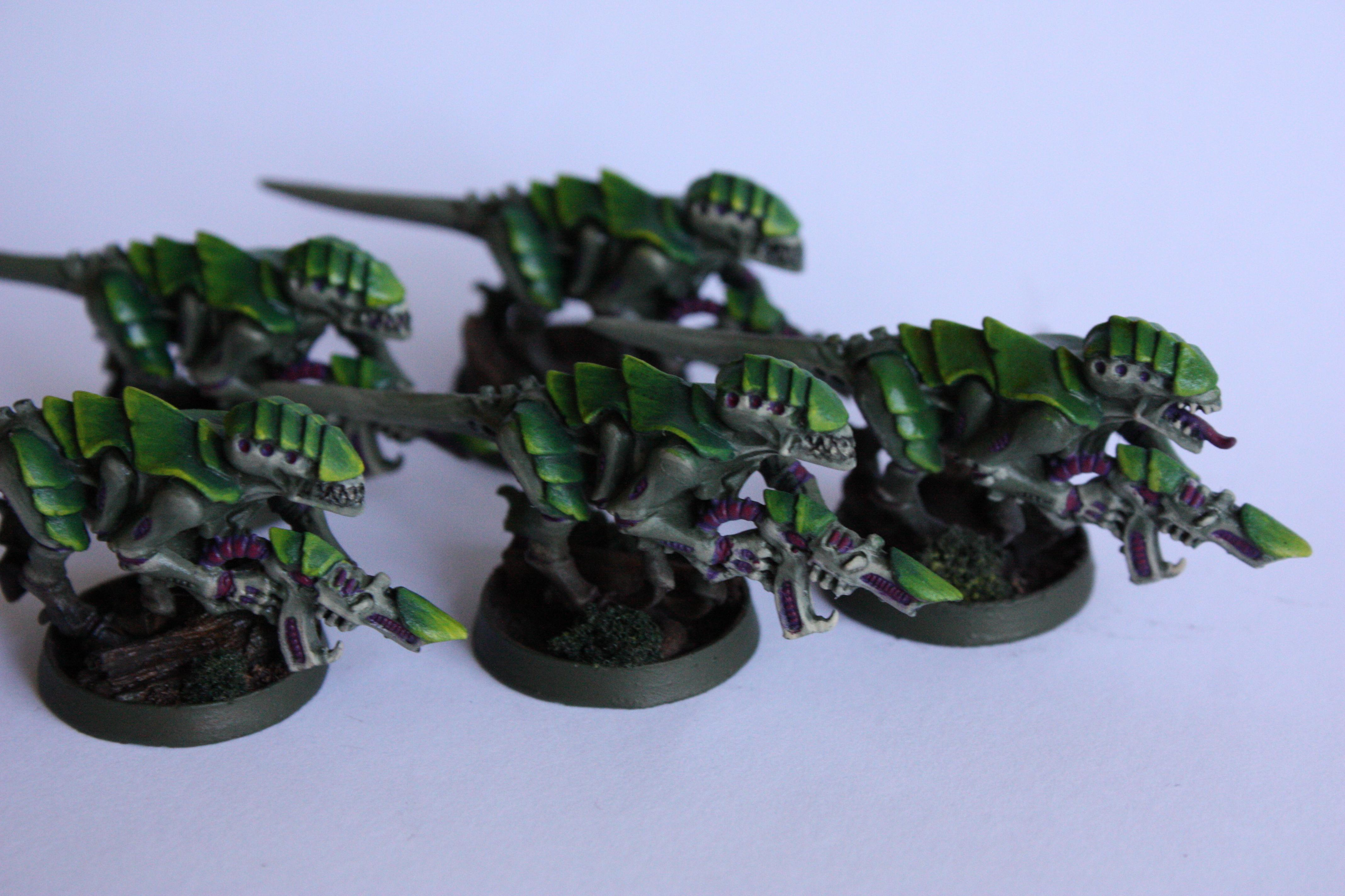 Painted, Tyranids, Well_done