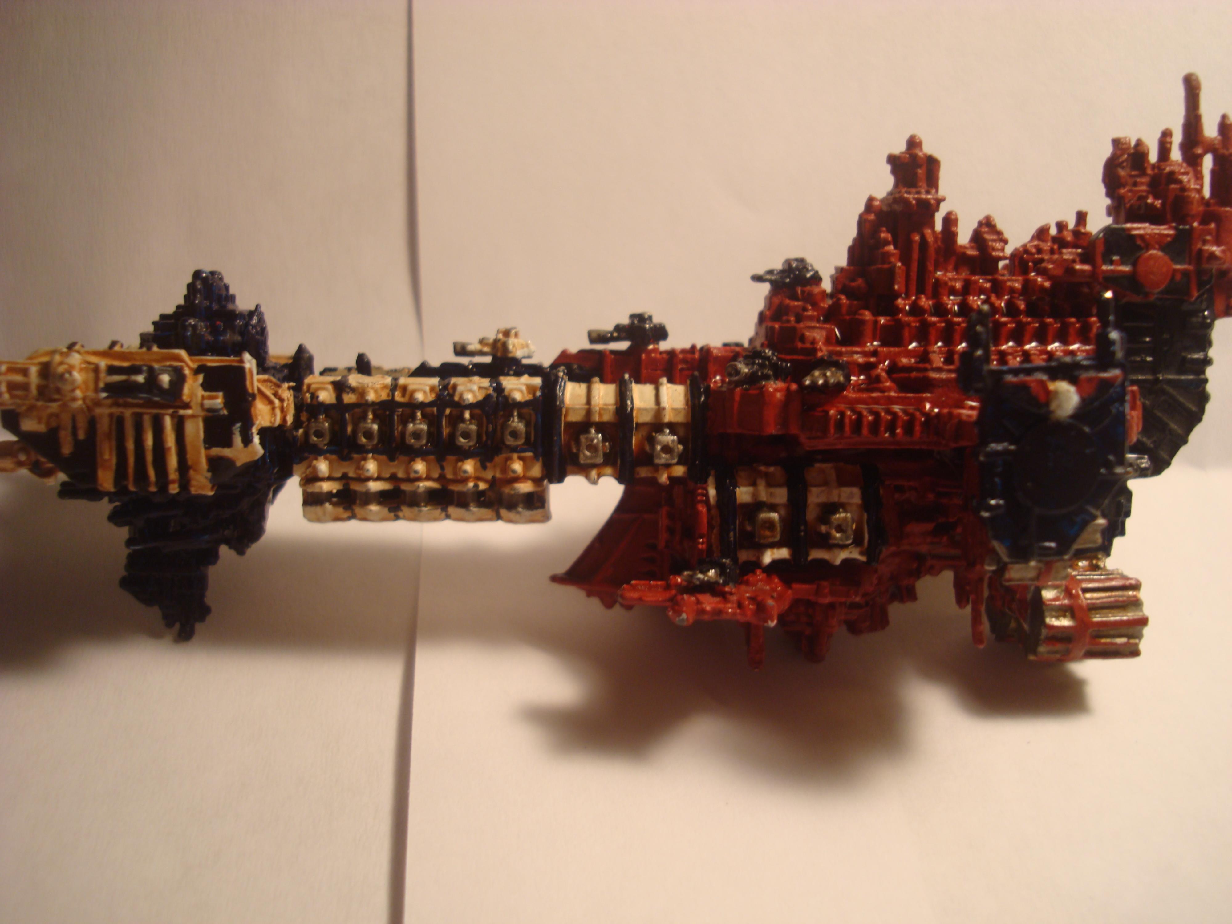 Battlefleet Gothic, Battlebarge Havana (Unfinished Flagship)