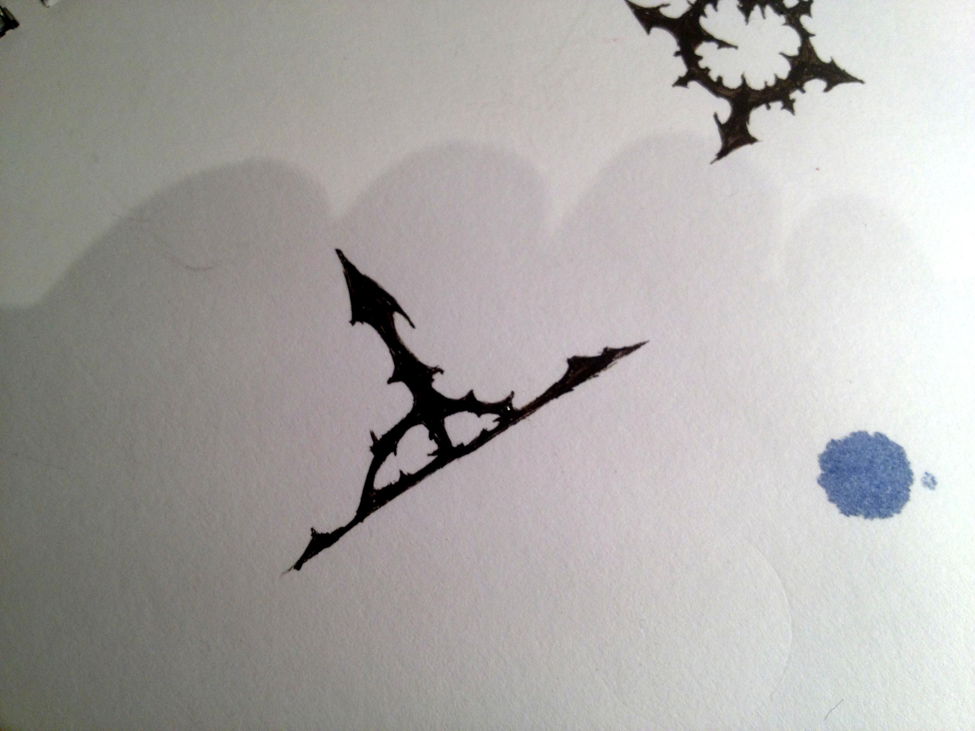 Chaos Symbol, Testing, Trials, Work In Progress
