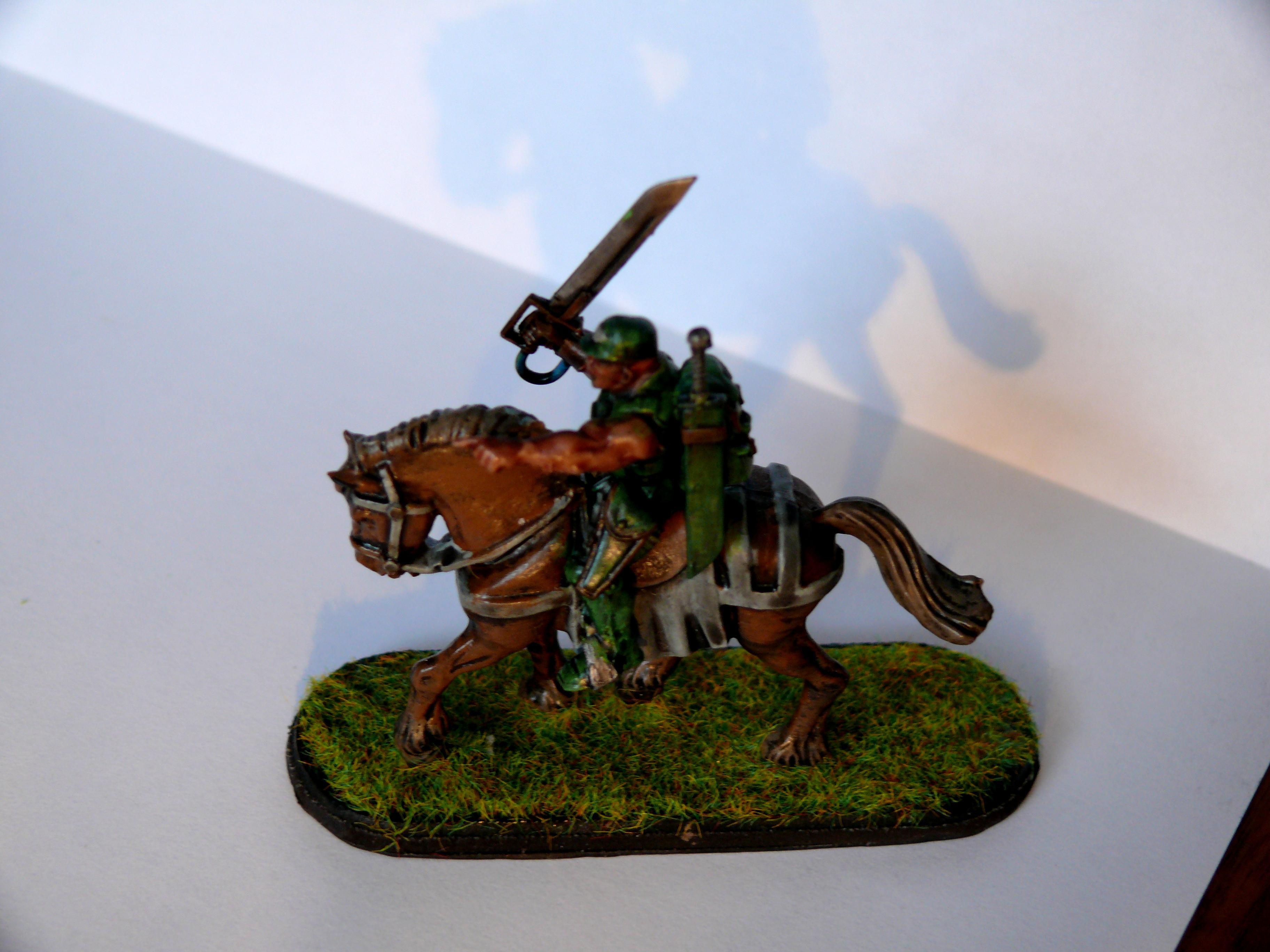 Rought Rider Sergant