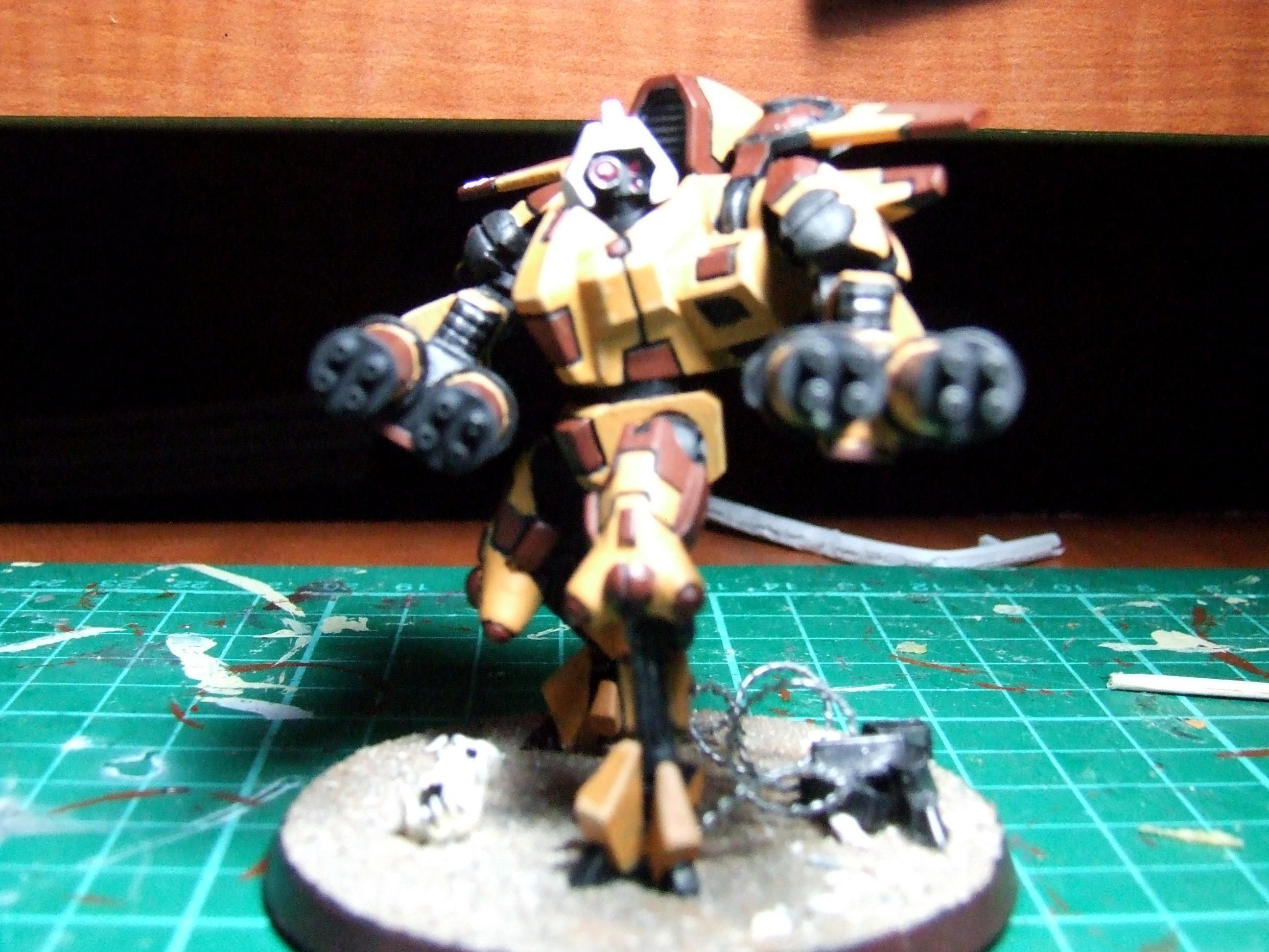 Battle-suit, Battlesuit, Hazard, Tau, Xv-9, Xv9