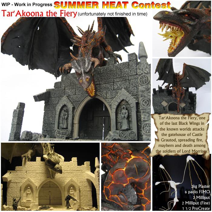Castle, Conversion, Dragon