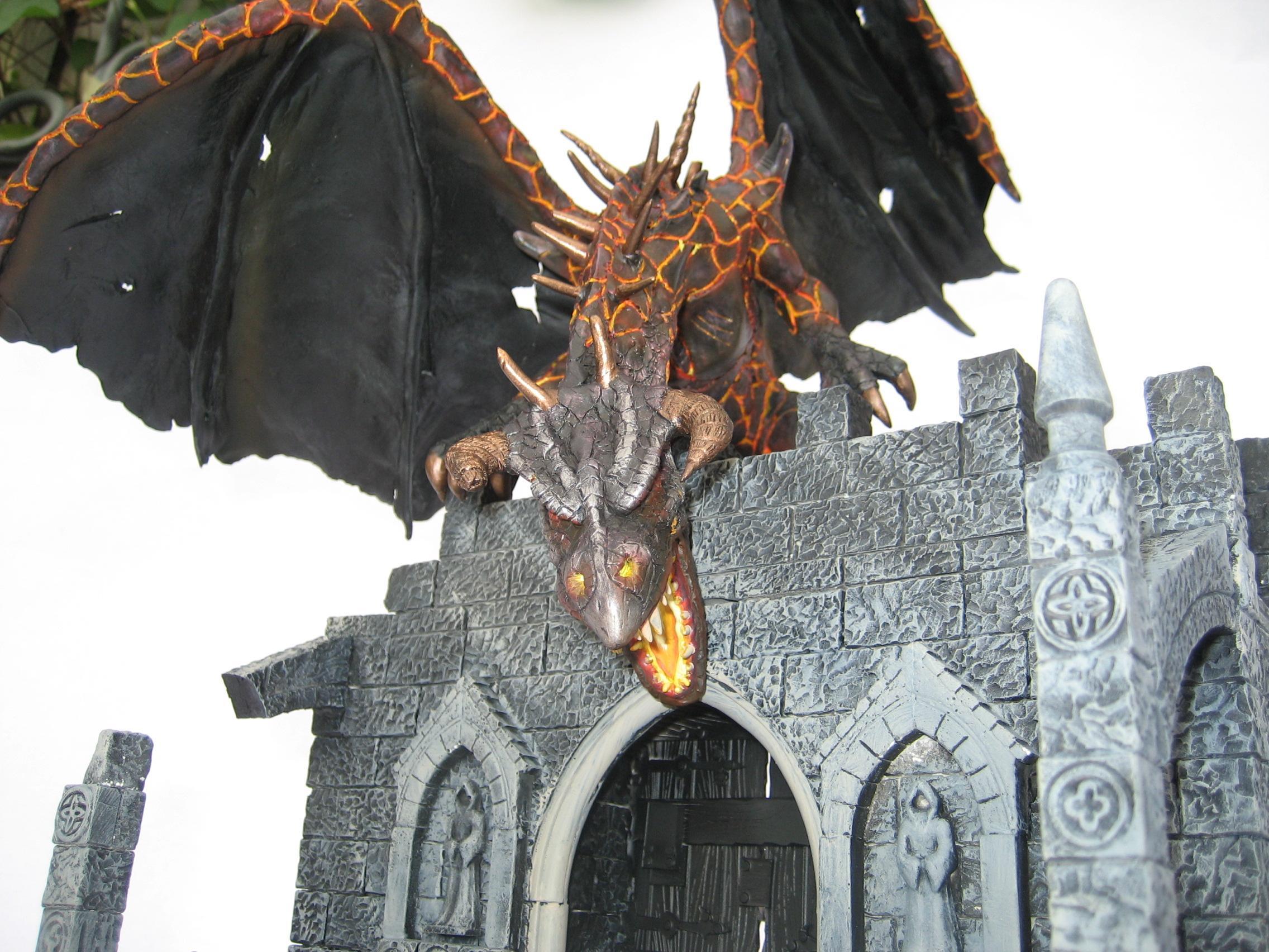 Attack, Dragon