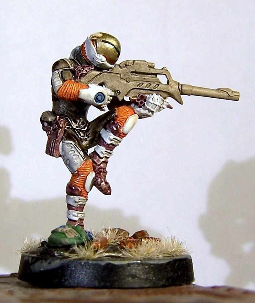 Infinity, Nomad, Silvermk2, Snipers, Spektr