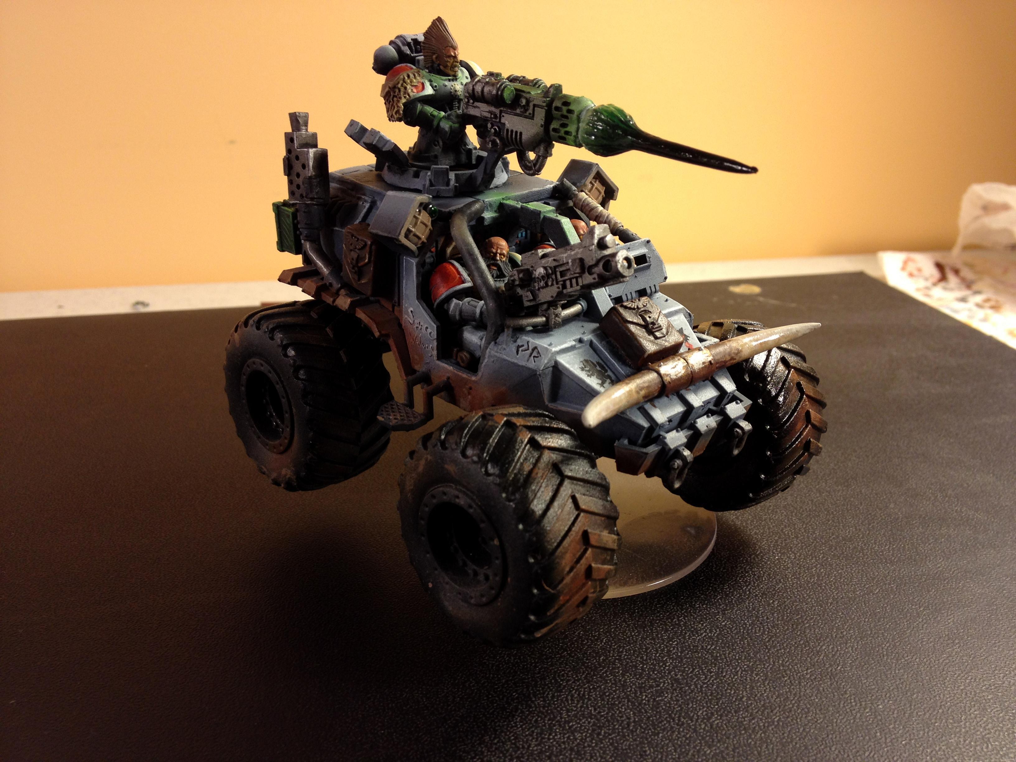 Conversion, Dune Buggy, Land Speeder
