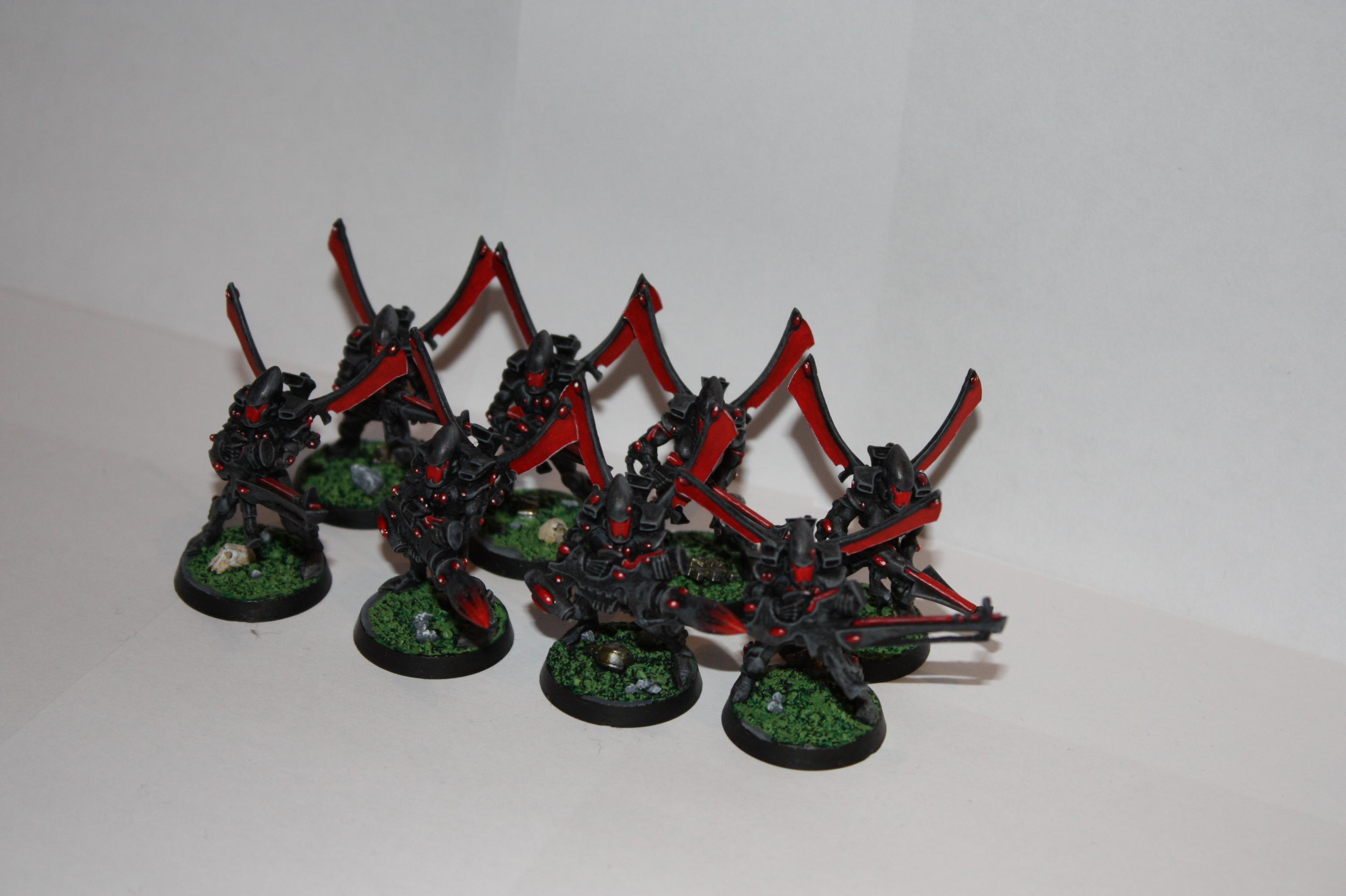 Corsairs, Eldar, Forge World, Guardians, Ultwhe, W40k, Warhammer 40,000