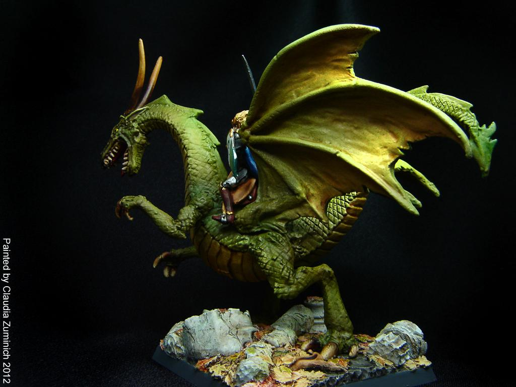 Battle, Dragon, Elven, Elves, Lord, Mantic