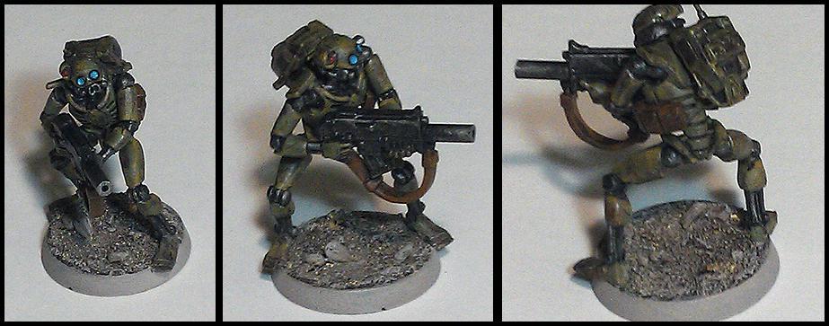 Necron Killbot, Necrons