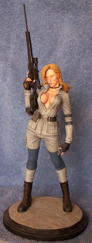 Female, Snipers, Sniper Wolf