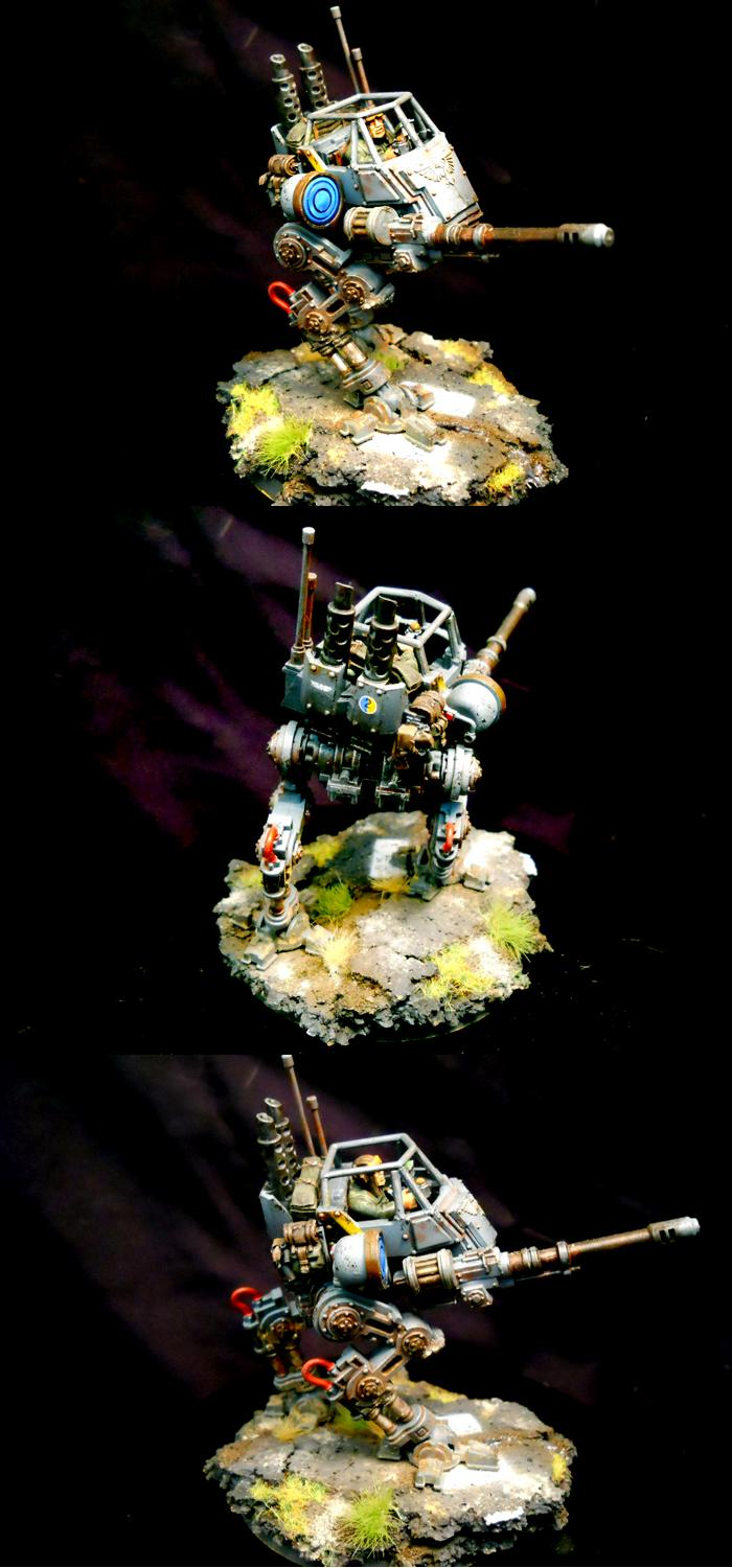 Sentinel, Cadian scout sentinel