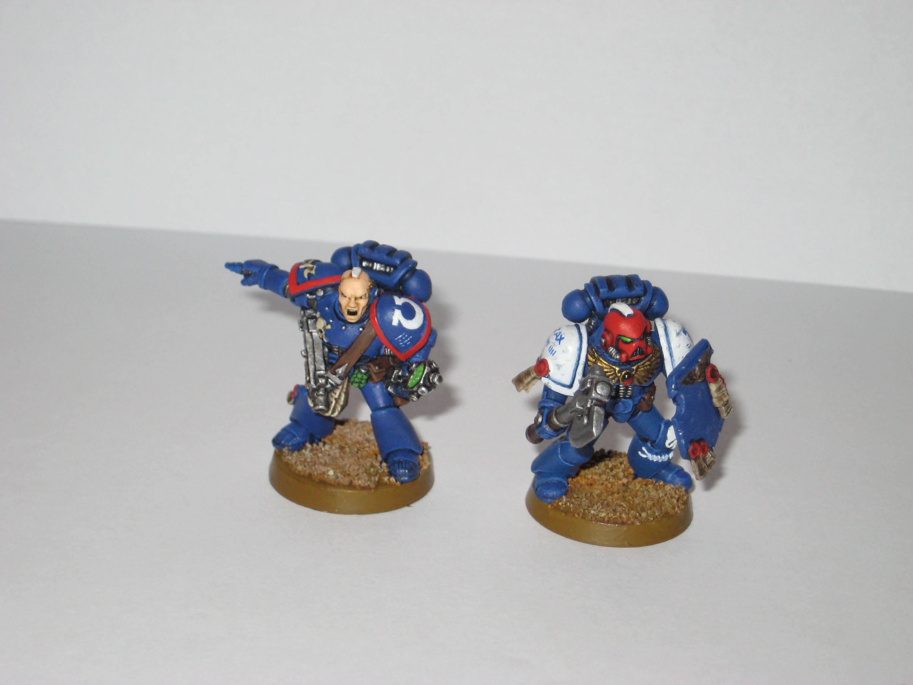 I just finished these guys today
