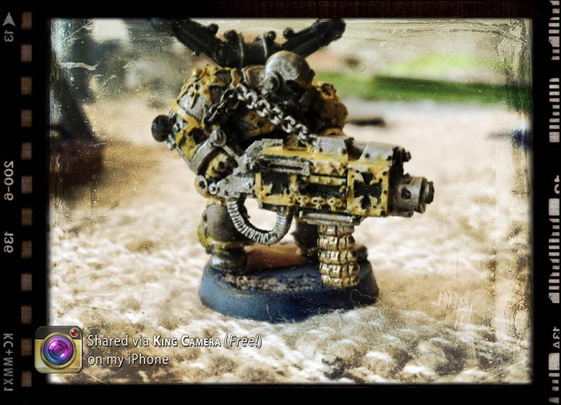 Good old chaos heavy bolter... :)