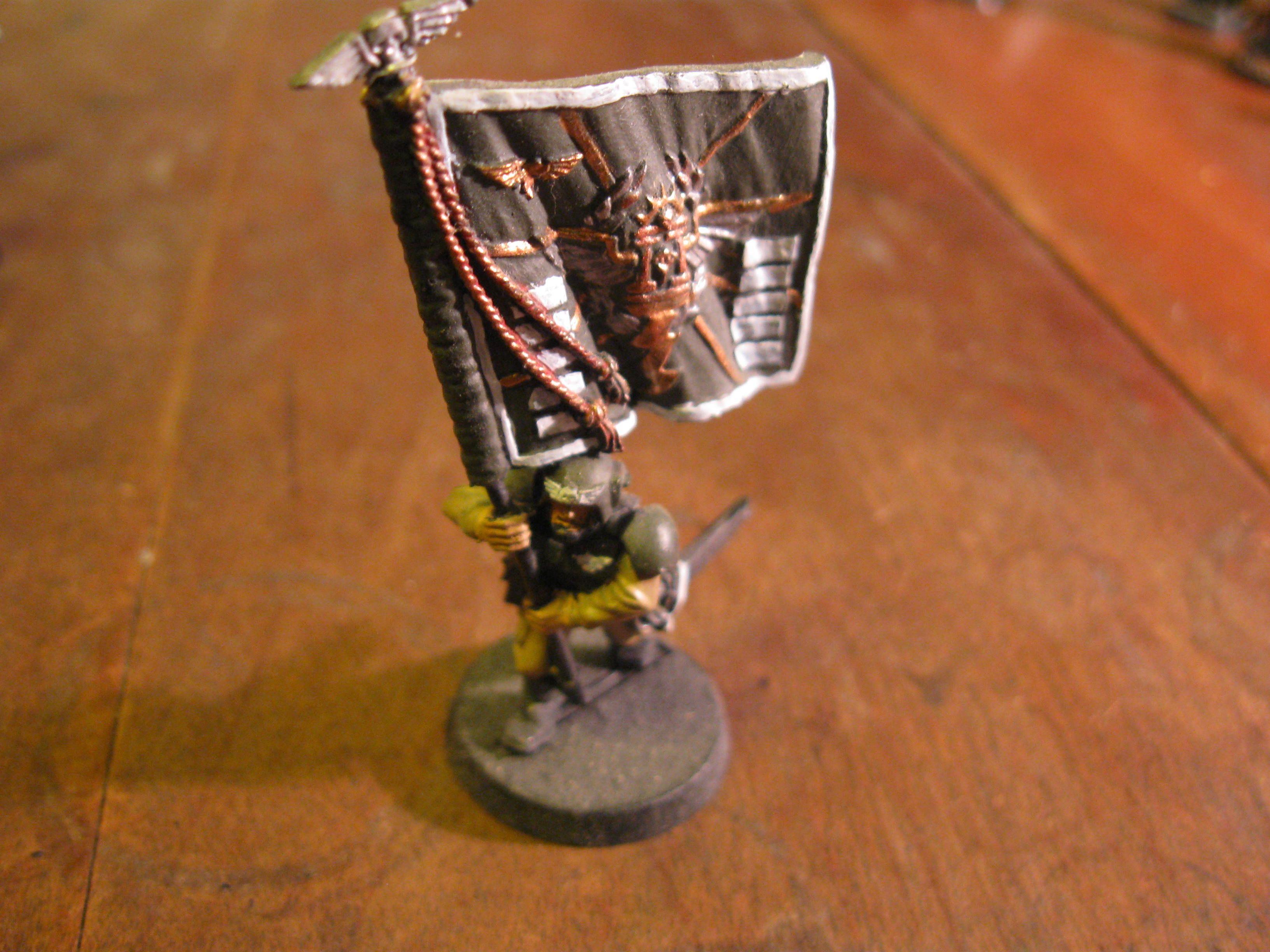 Astra Militarum, Imperial Guard, Work In Progress