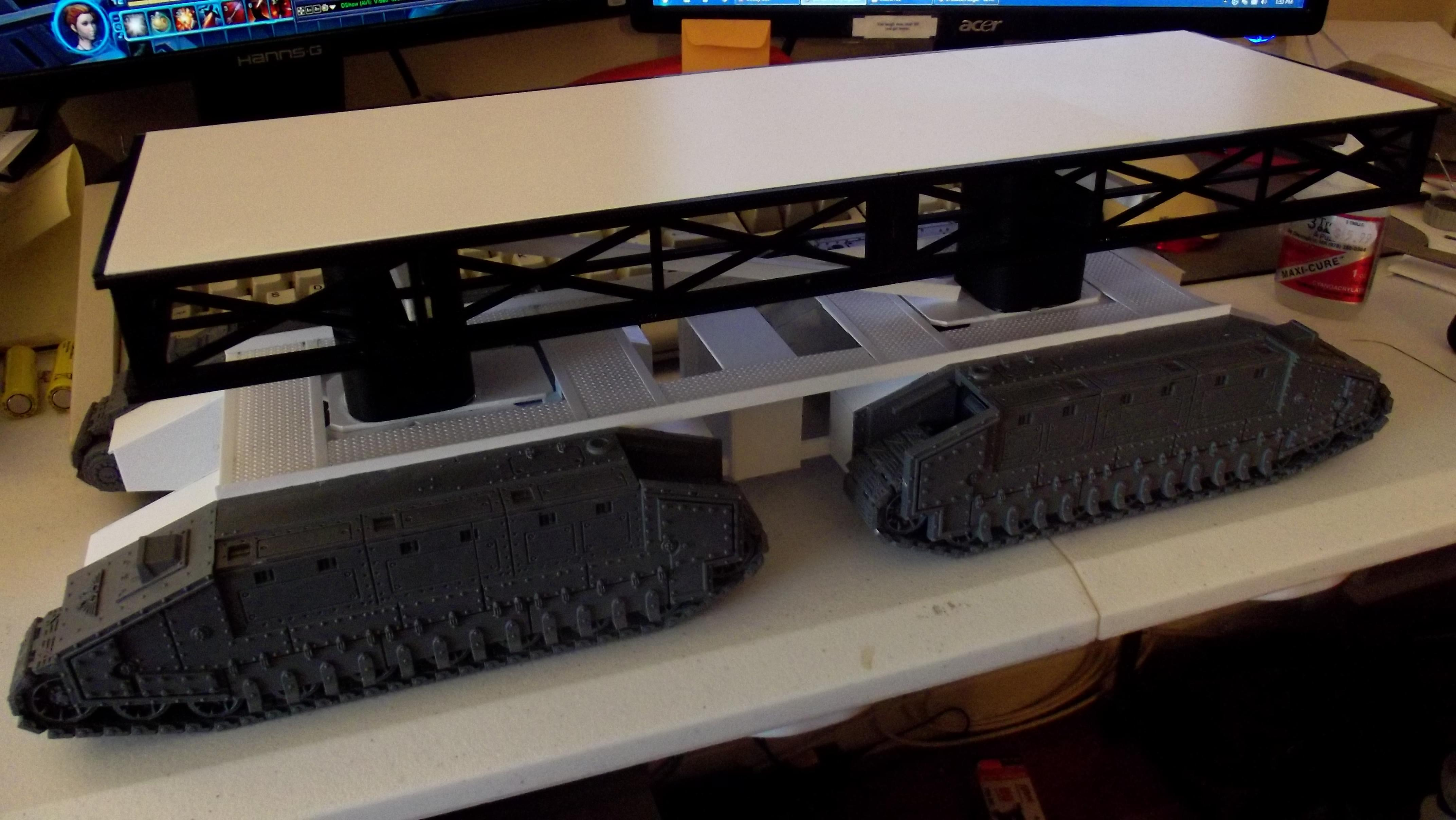 Admech, Ordinatus, Ordinatus Golgotha Platform on Carrier