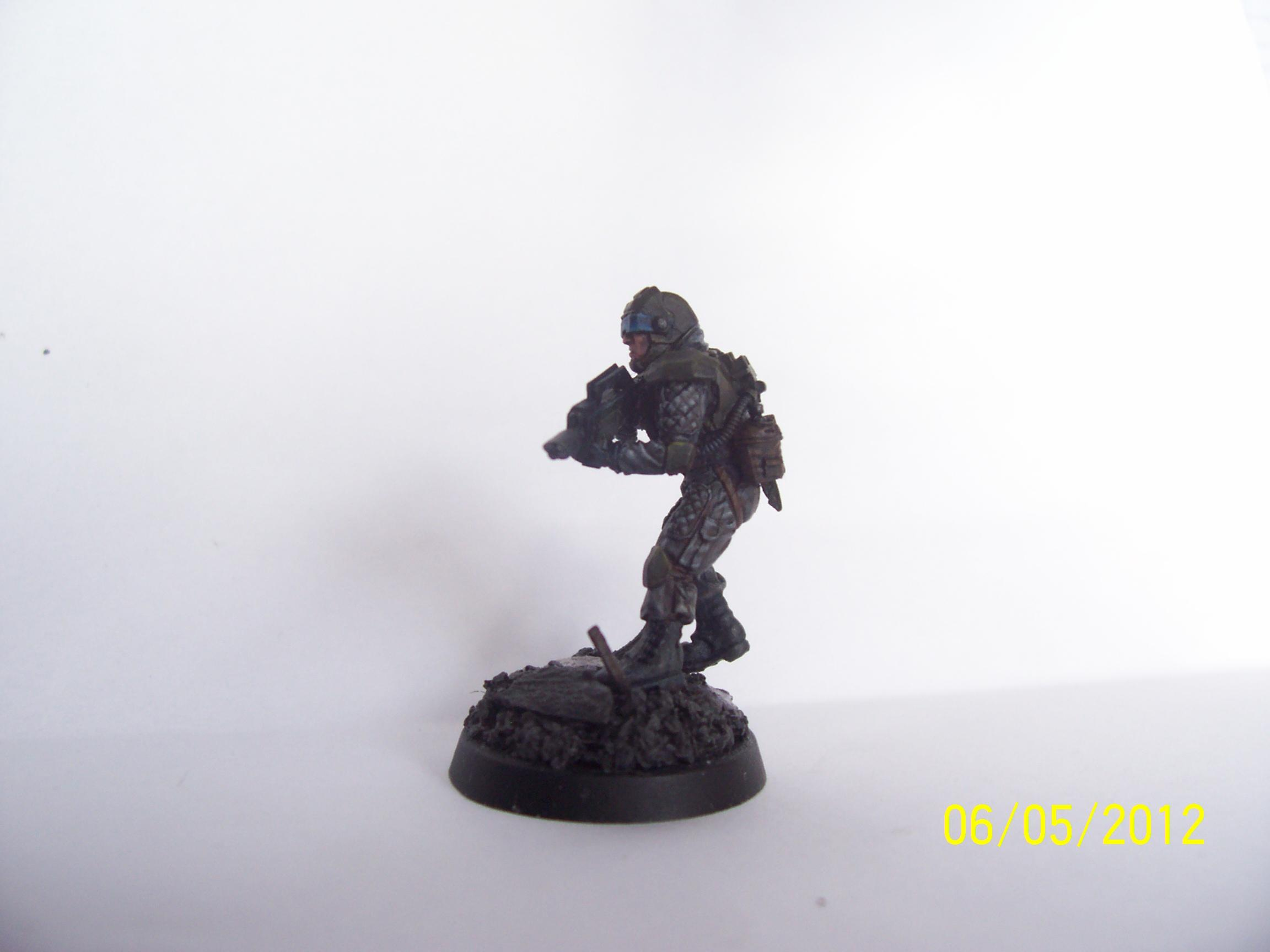 Elysian, Infantry, Elysian