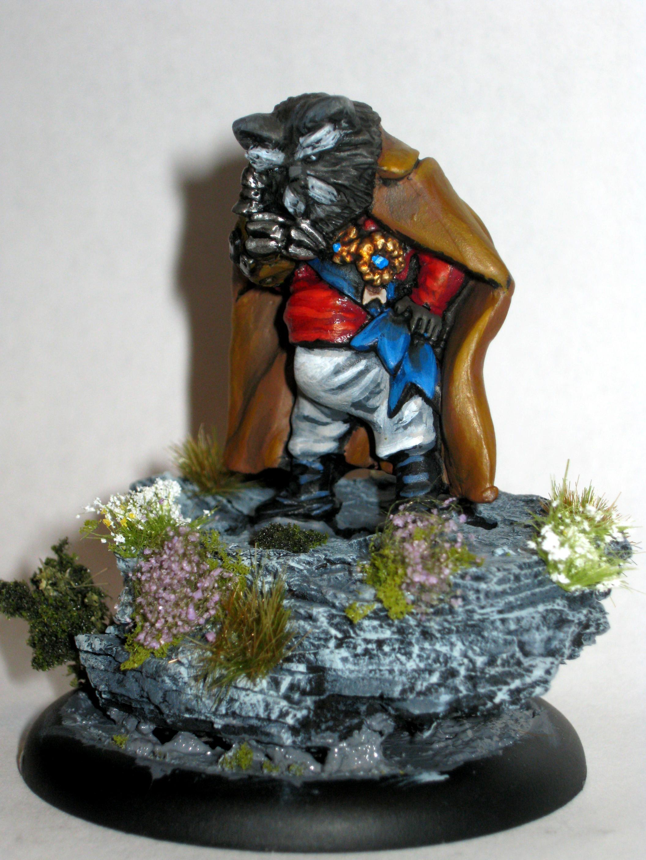 Axony, Brushfire, Heavy Brigadier