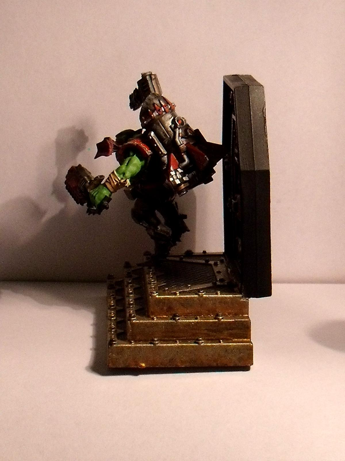 Orks, Single Projects, Stormboy, Warhammer 40,000