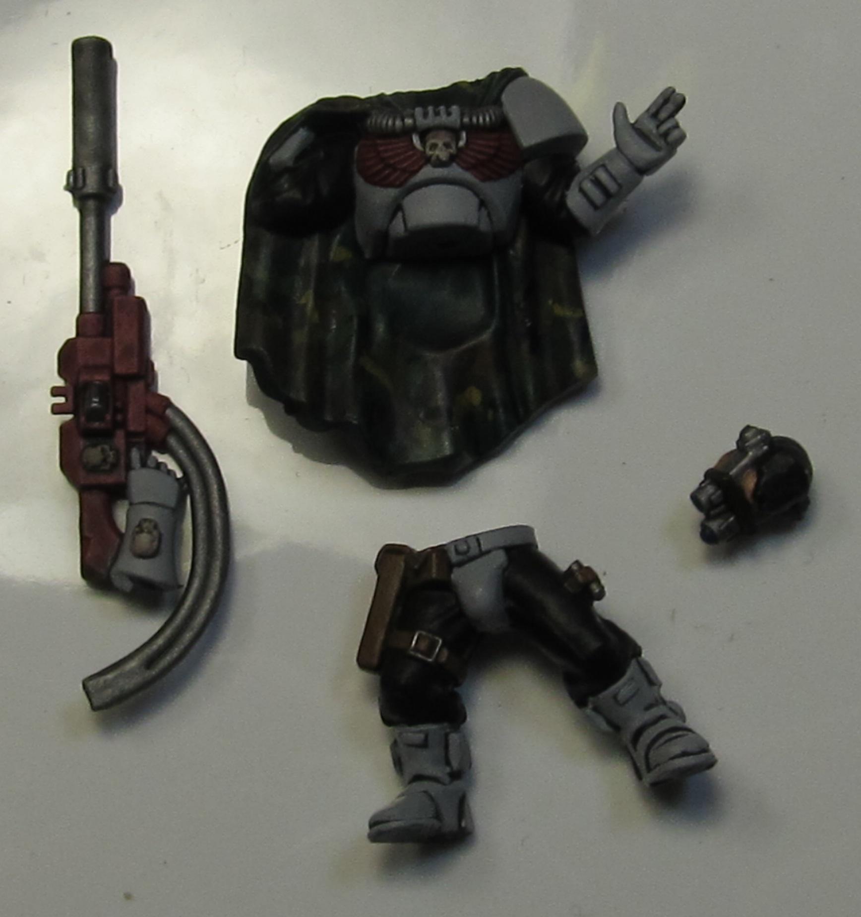 Sniper Scout 5 WIP 4