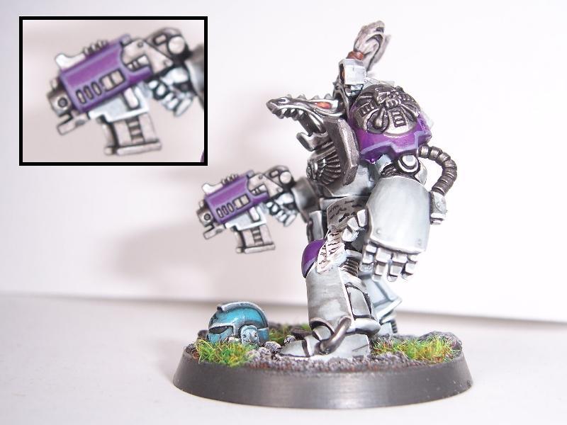 Preliators, Space Marines, Terminator Armor