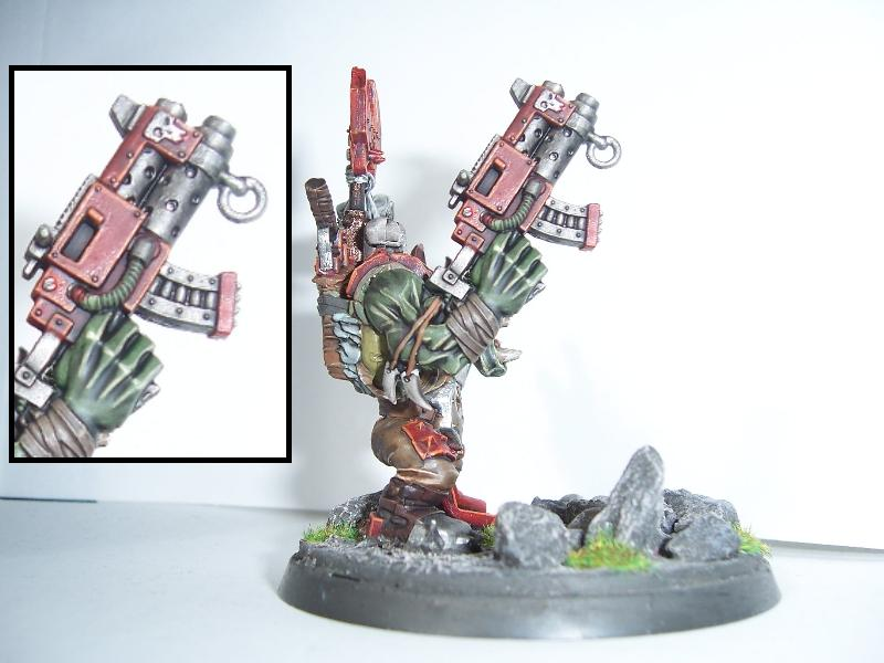 Assault On Black Reach, Boss, Orks, Waaghboss