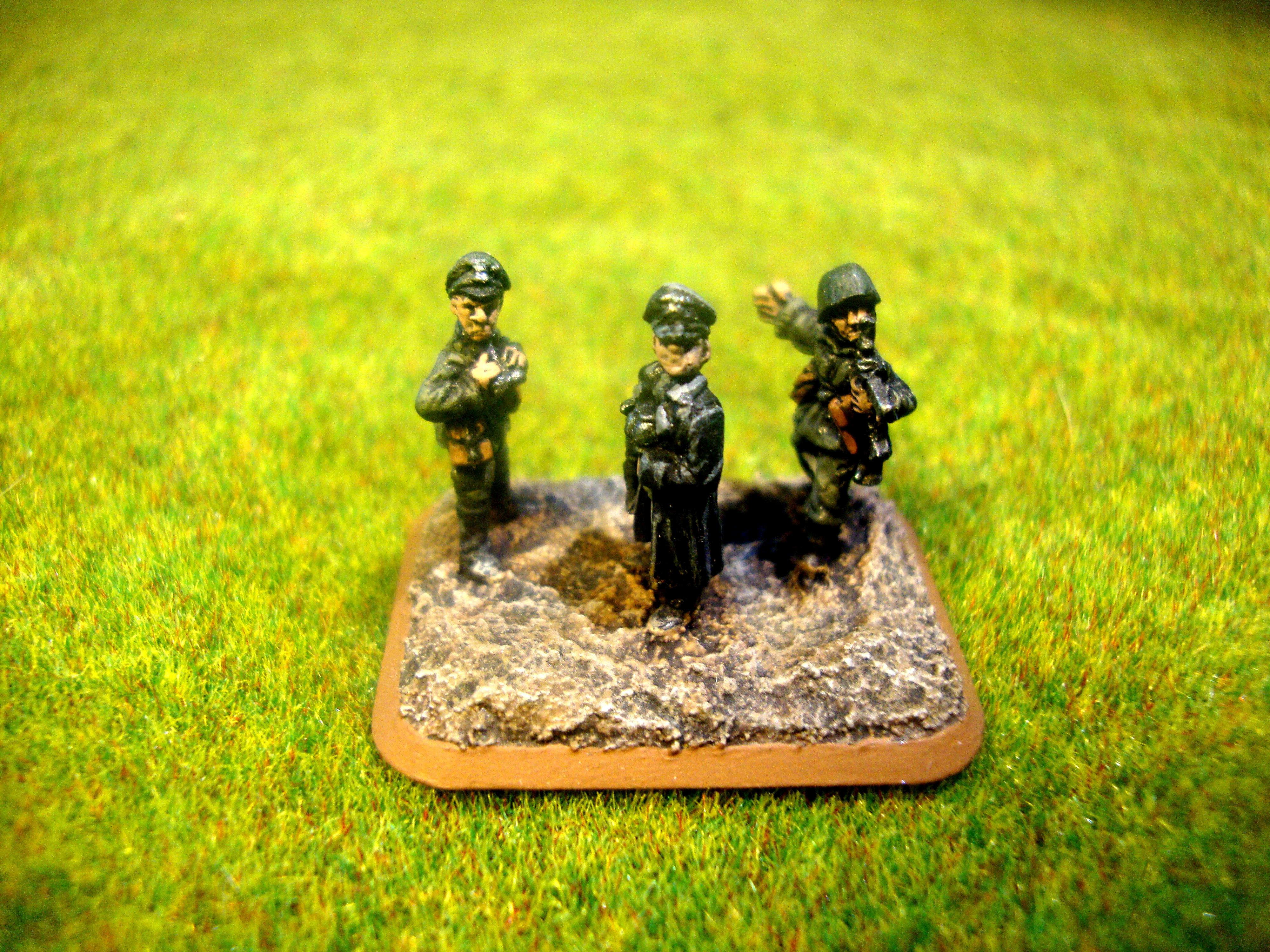 Command Team, Flames Of War, Germans, Grenadiers, Infantry, Infantry Platoon, Mg 42, Panzerfaust, Panzergrenadiere, Panzerschreck, Platoon, World War 2