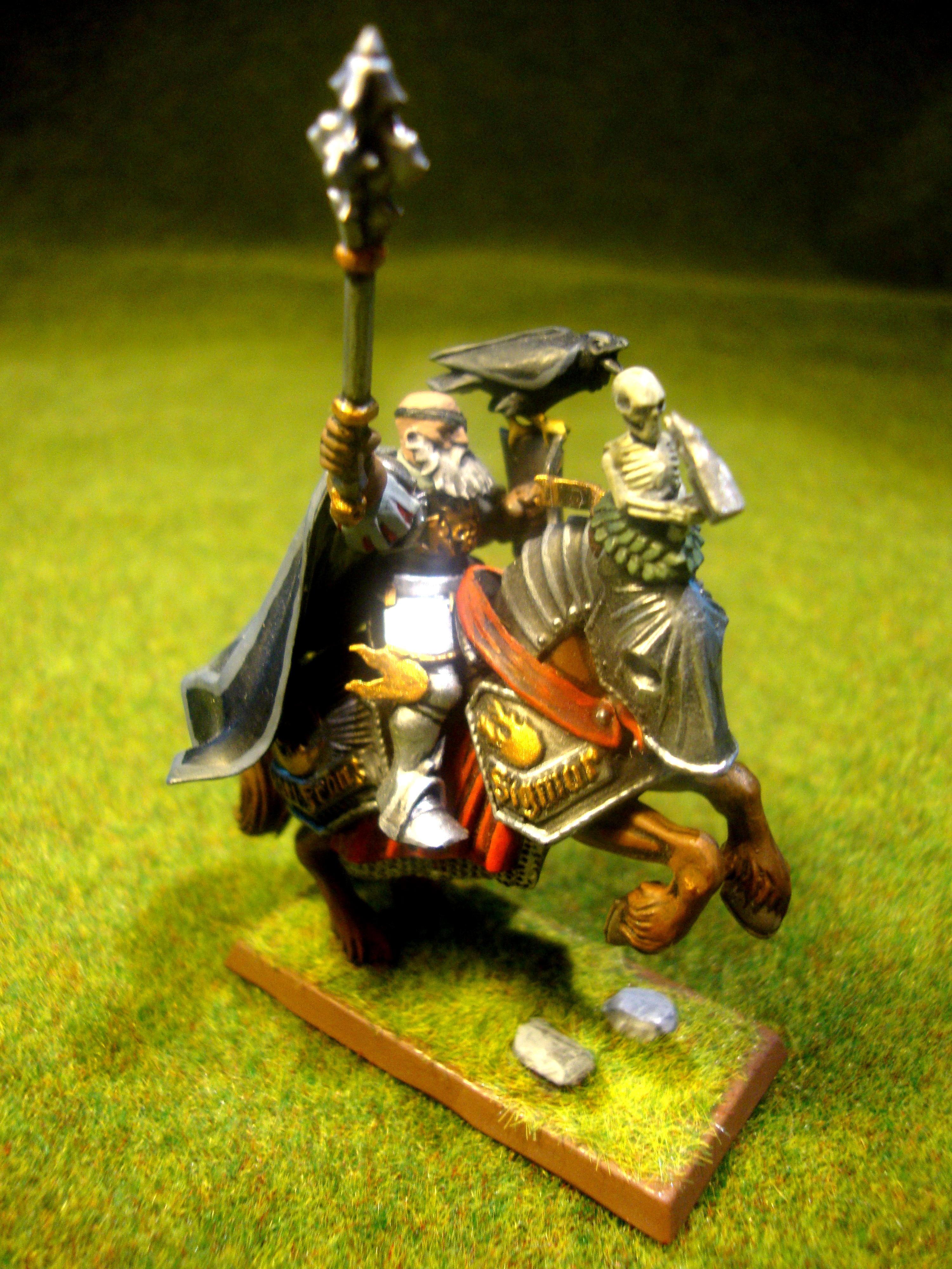 Empire, General, Handgunners, Sigmar, Warhammer Fantasy, Warrior Priest, Wizard