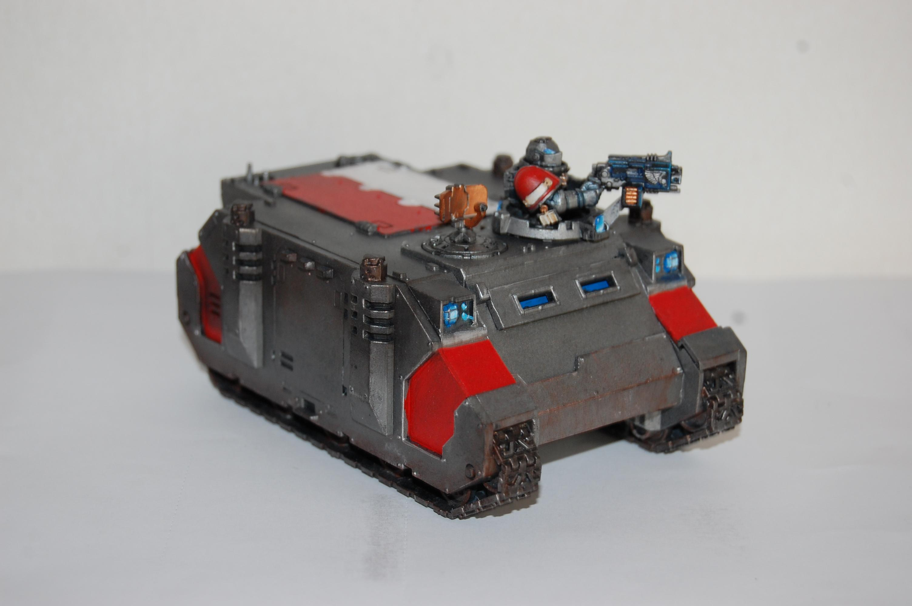 Rhino 1 - Front Right