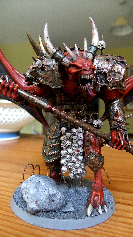 Bloodthirster, Daemons, Greater Daemon, Khorne