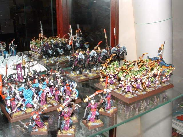 Chaos Goblins, Scythes Of The Emperor, Space Marines, Warhammer 40,000