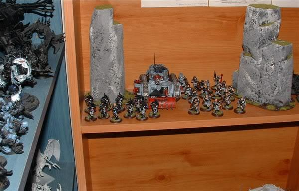 Chaos Goblins, Imperial Guard, Scythes Of The Emperor, Space Marines, Warhammer 40,000