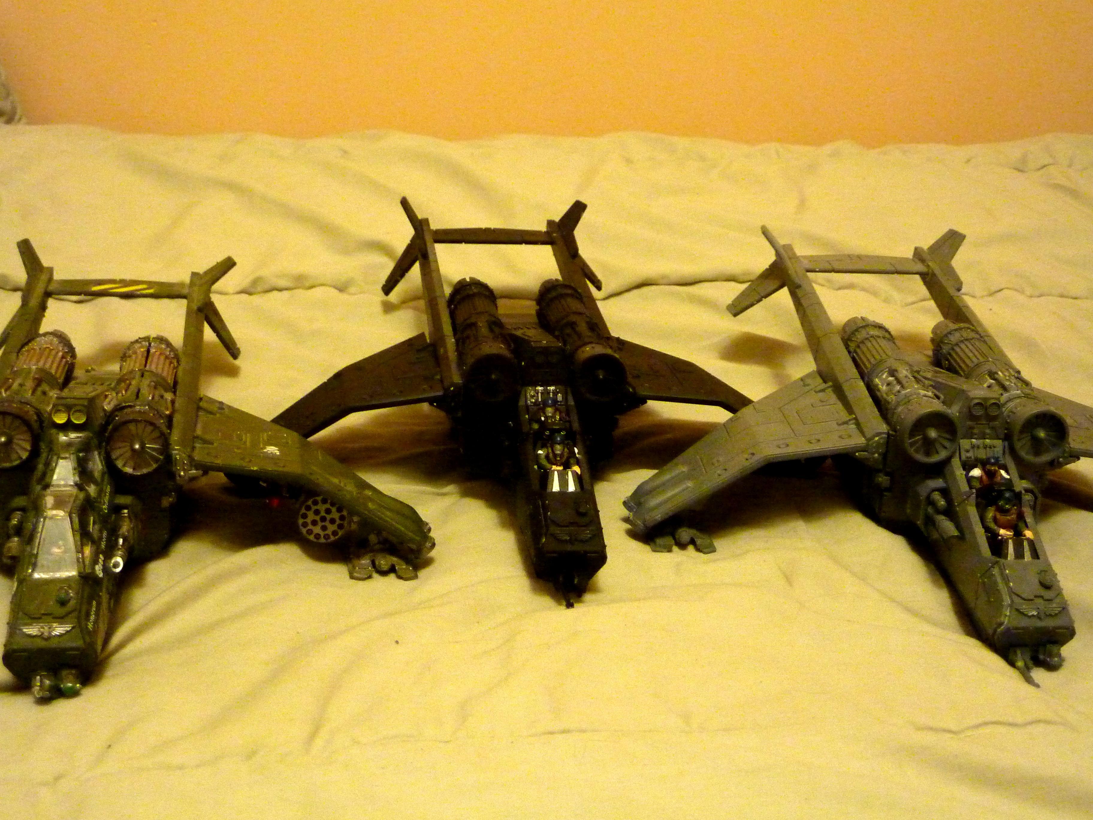 Airborne, Elysian, Imperial Guard