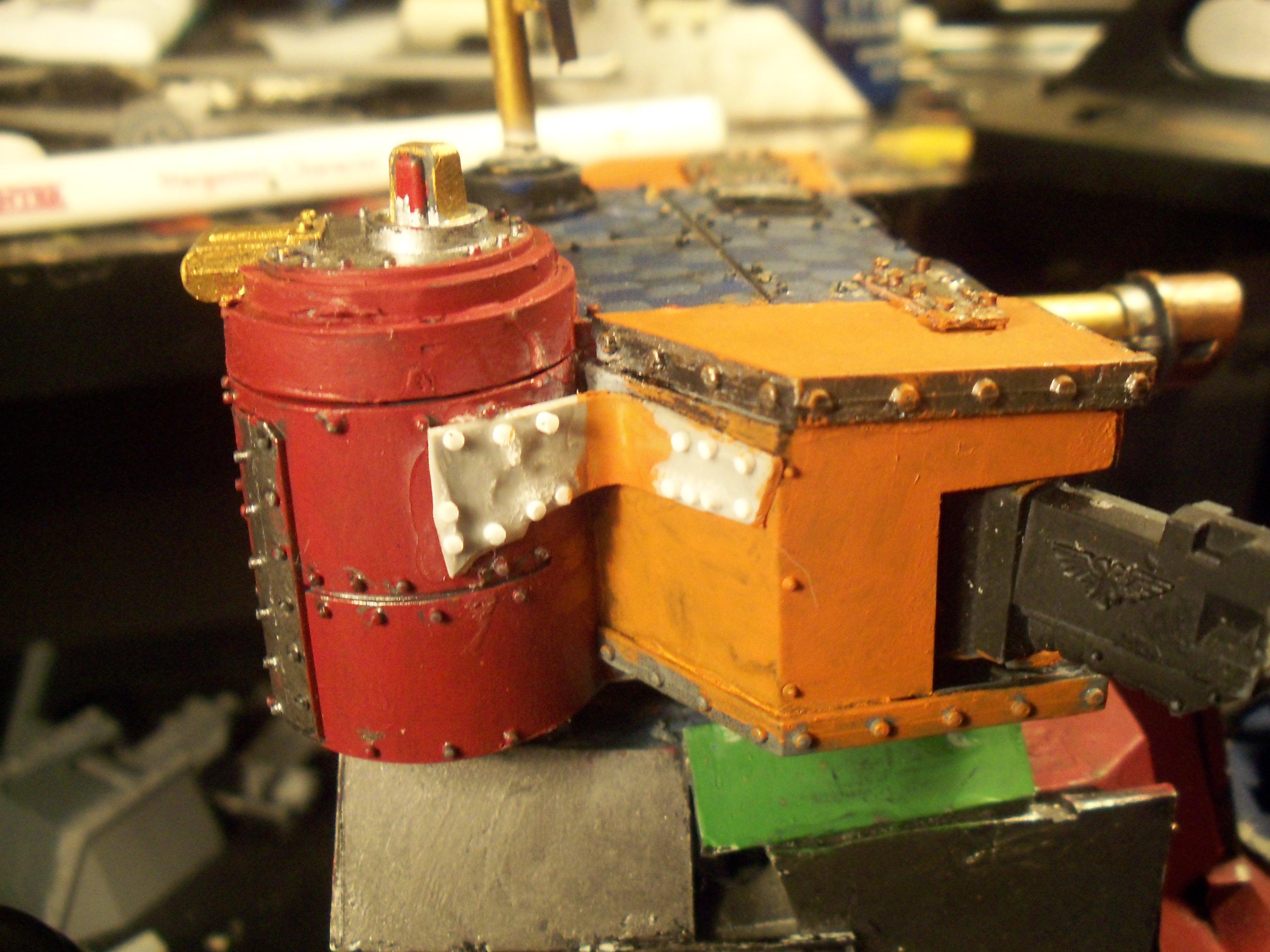 even more rivets