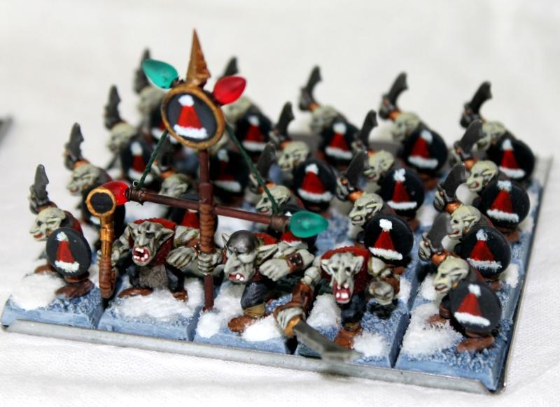 Christmas, Goblins, Santa Claus, Undead - Skeletons: Undead ...